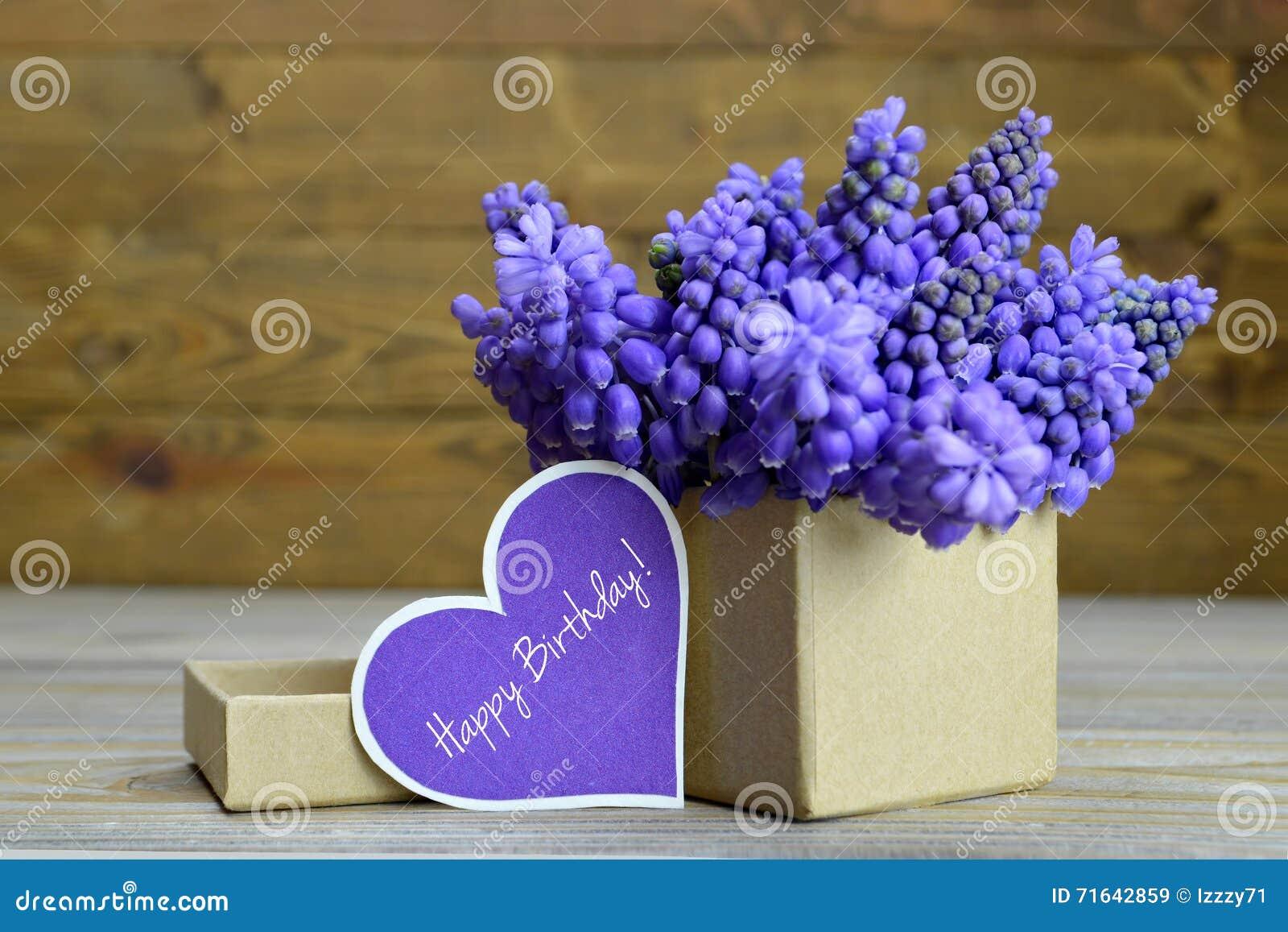Wszystkiego Najlepszego Z Okazji Urodzin Kwiaty I Karta Układaliśmy