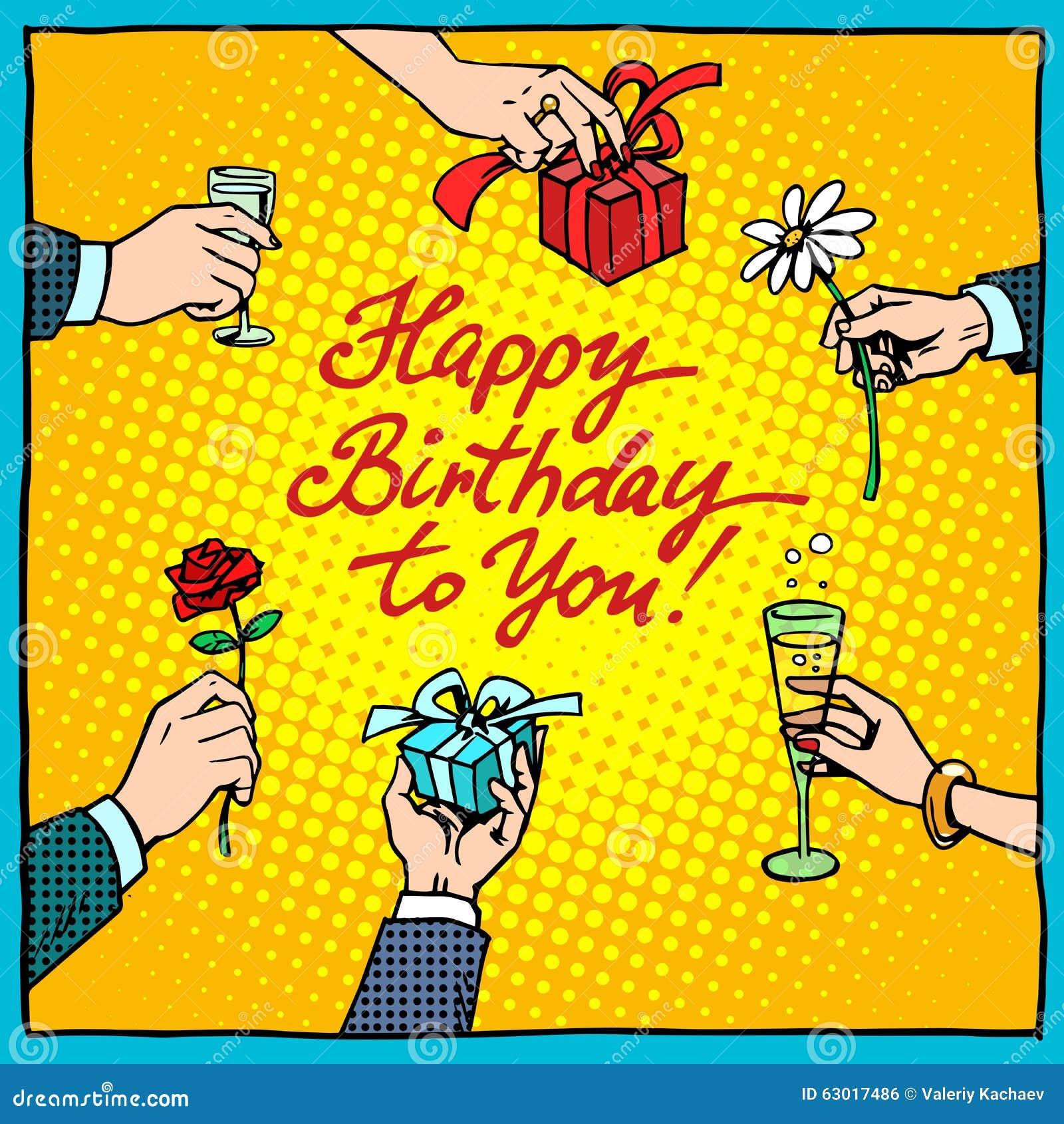 Wszystkiego Najlepszego Z Okazji Urodzin Ty Prezent Gratulacje