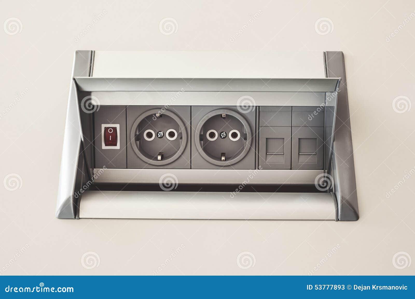 Wtyczki elektryczne