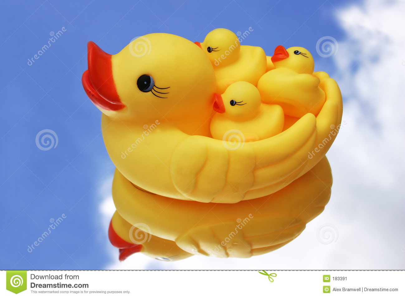 Wubber Duckies