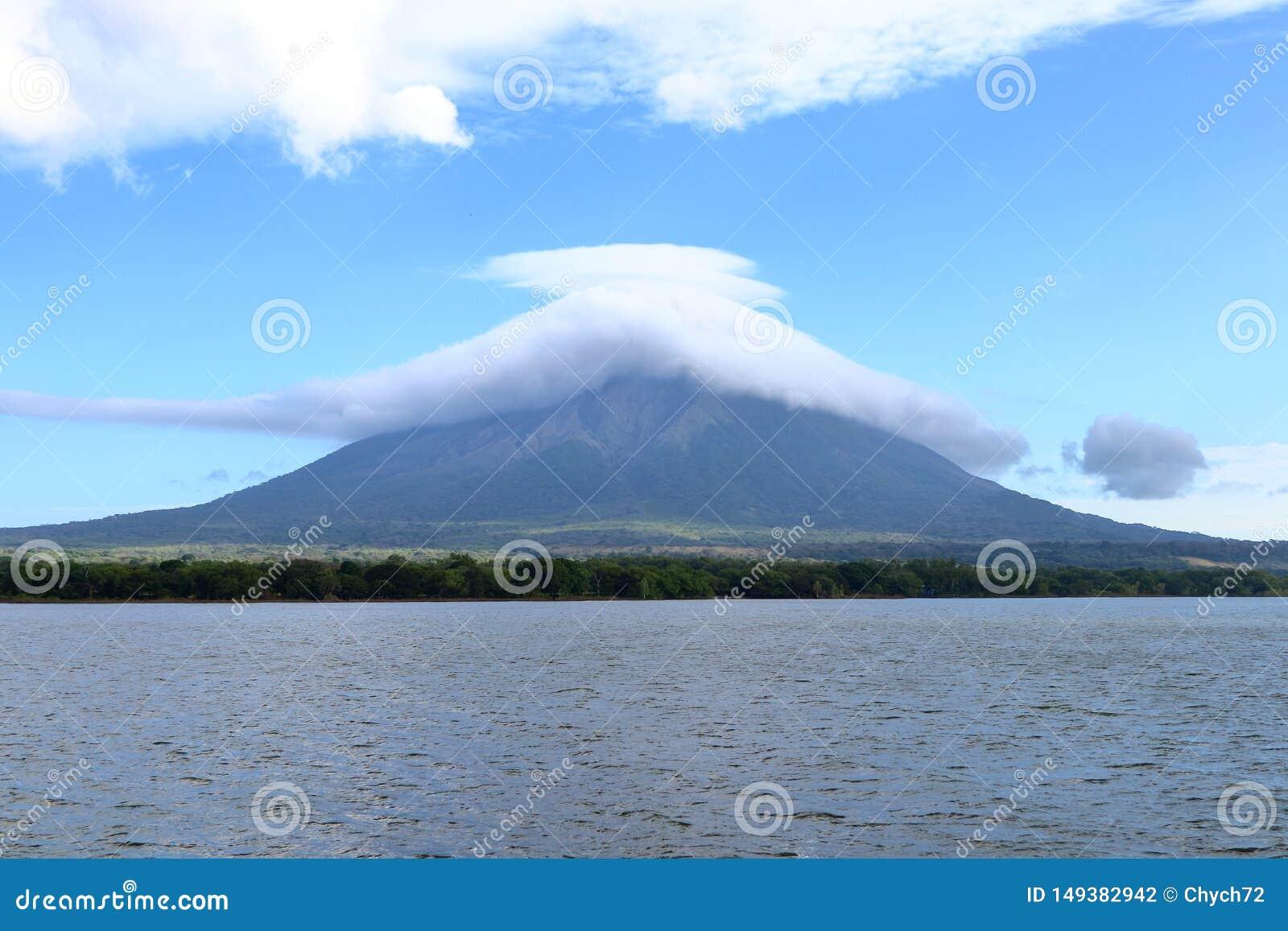 Wulkan Concepcion, Ometepe wyspa, Nikaragua