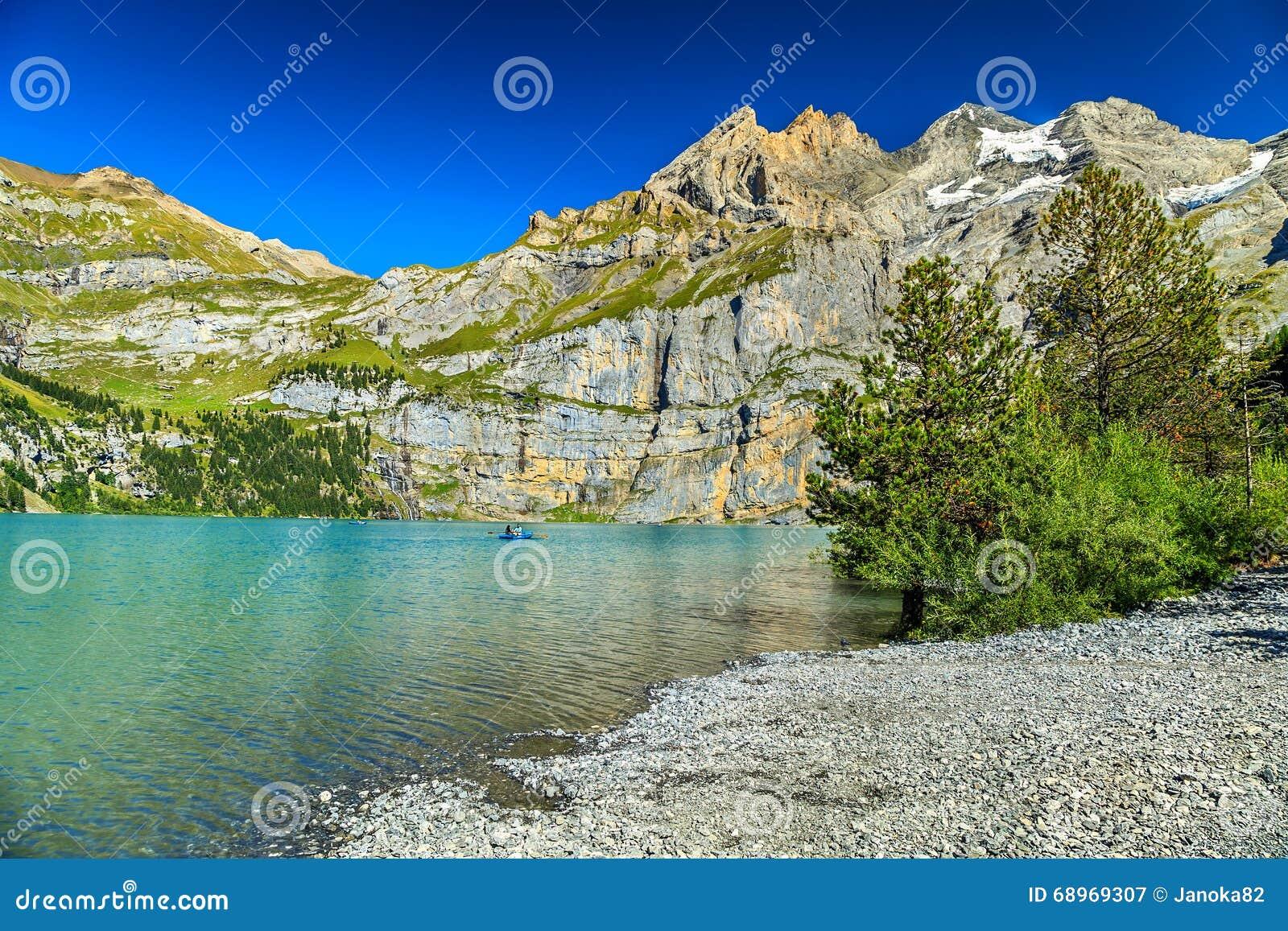 Blauer see schweiz