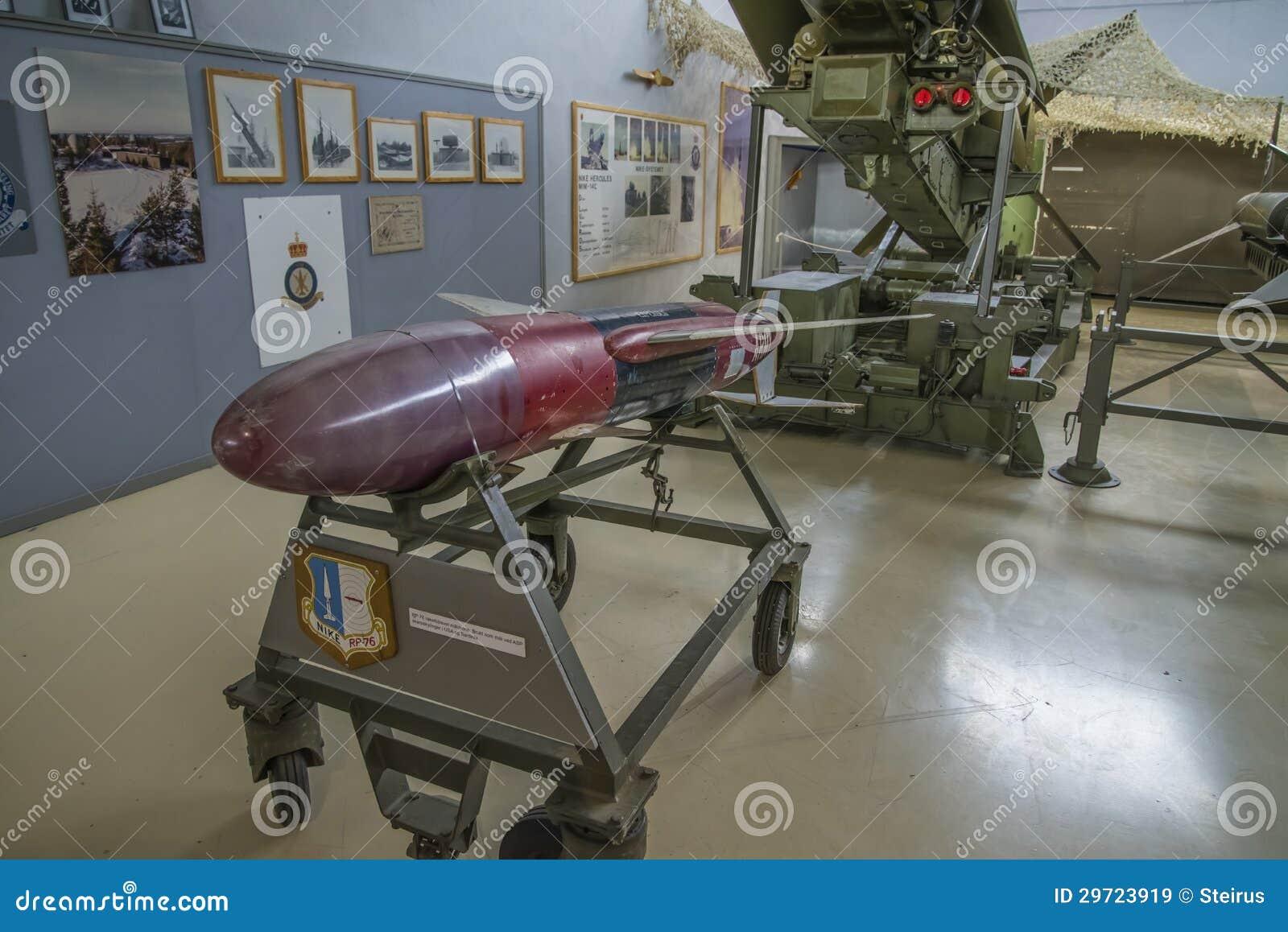 Raketengetriebenes Zieldrohne Nikes rp-76