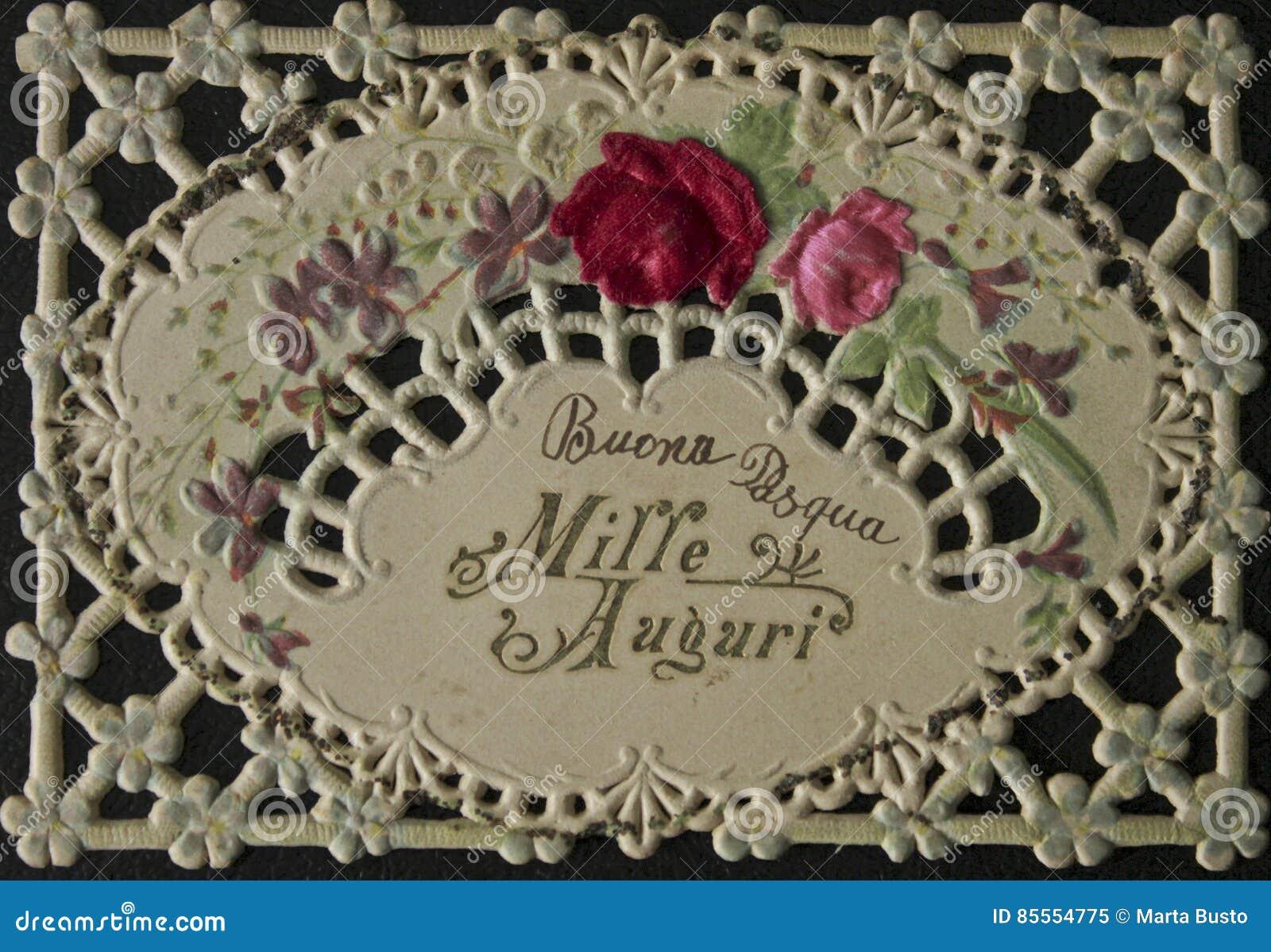 WW-Postkarte