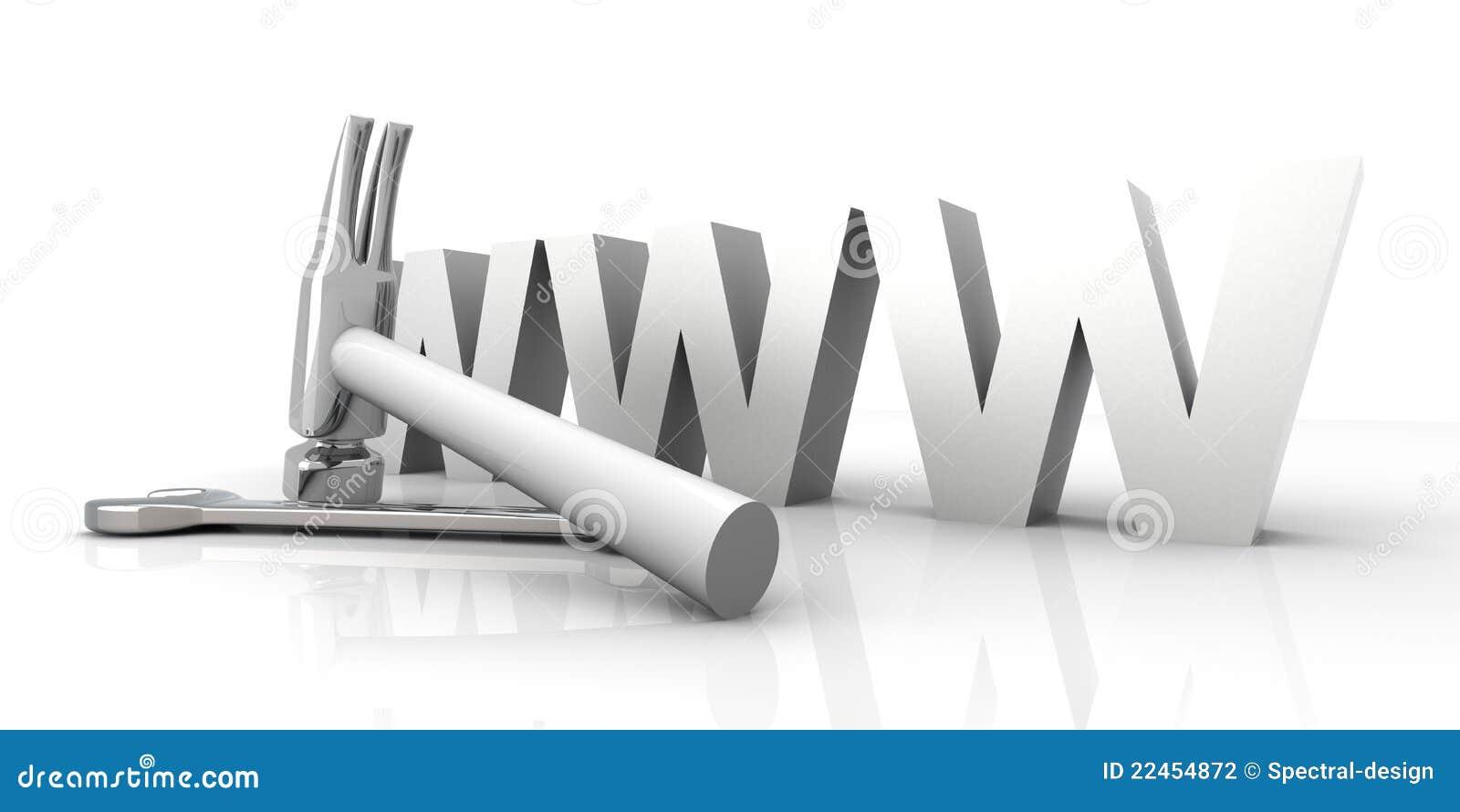 WWW - en construction