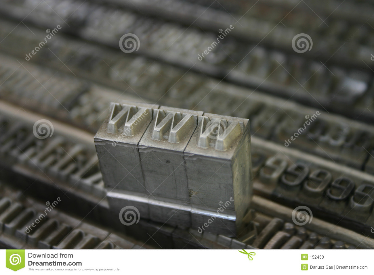WWW movable type