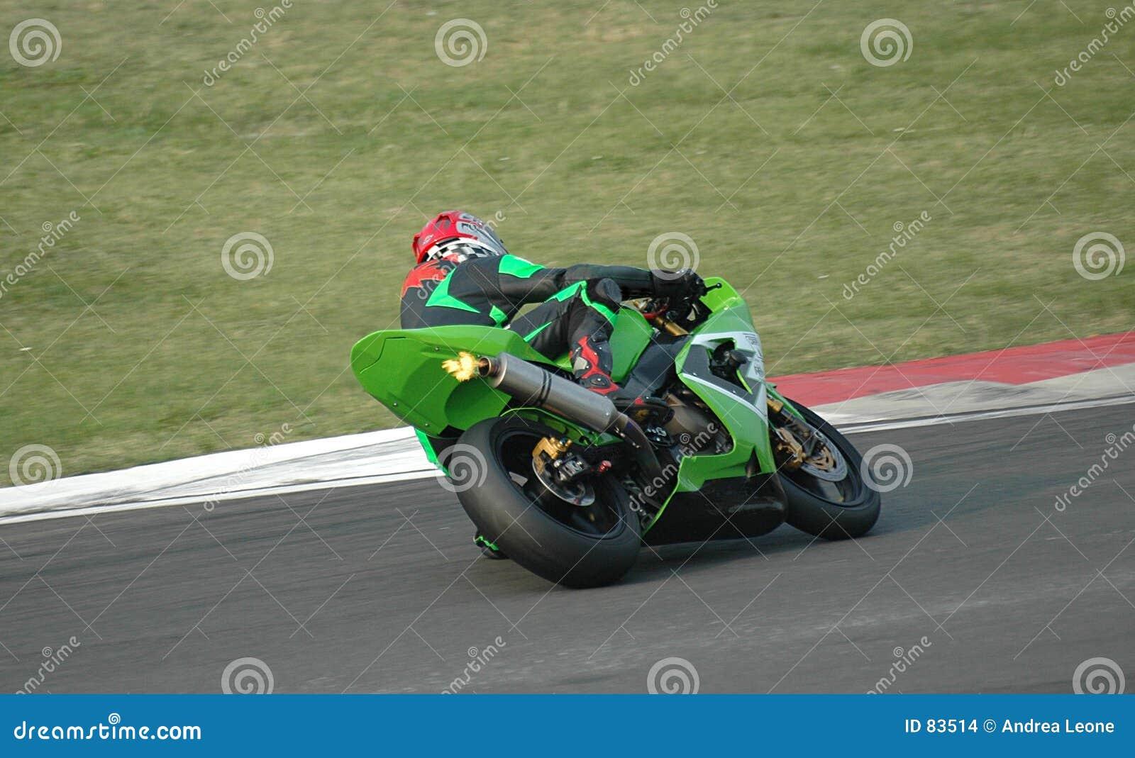 Wyścigi motocykla