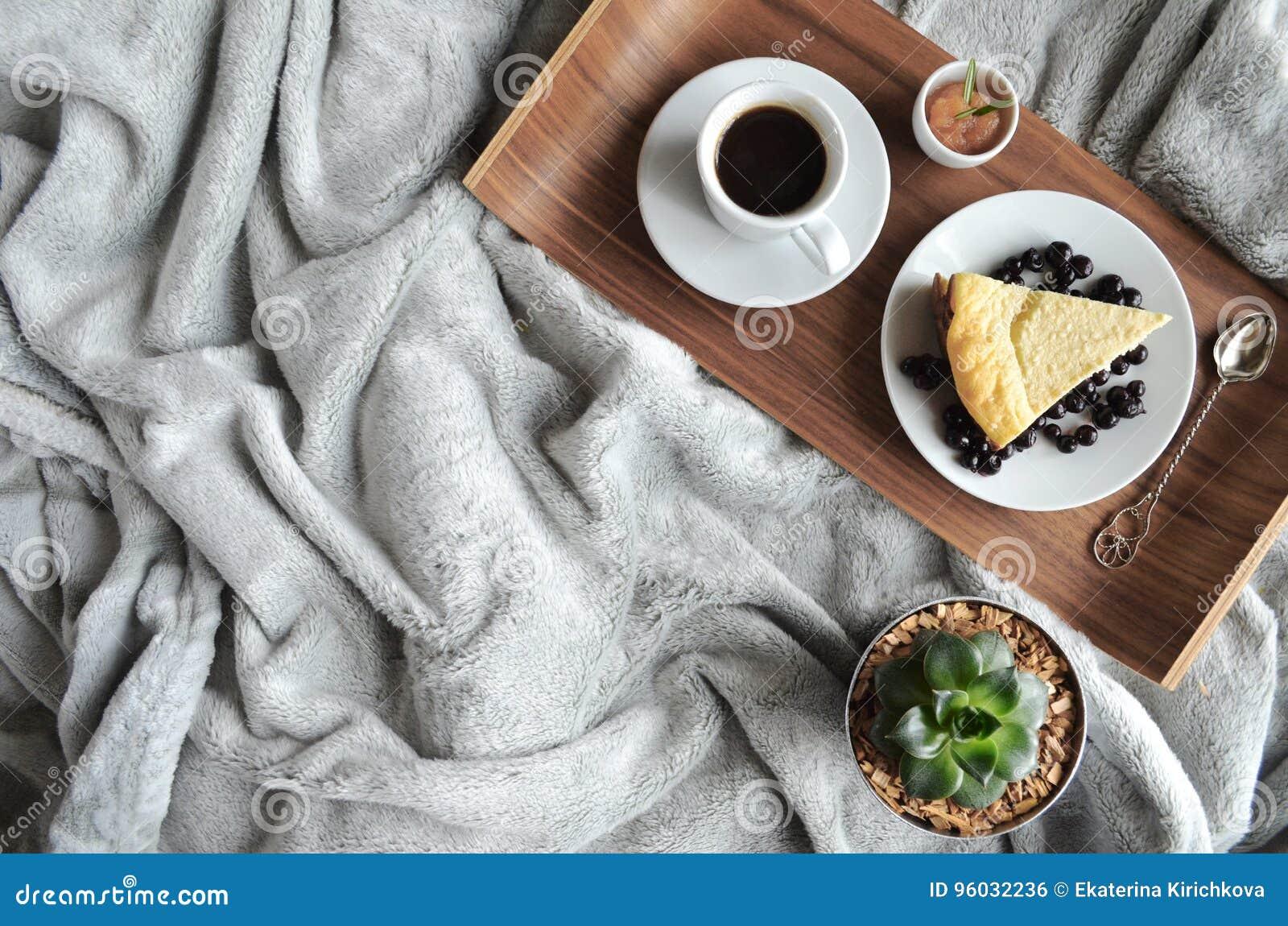 Wyśmienicie domowej roboty śniadanie