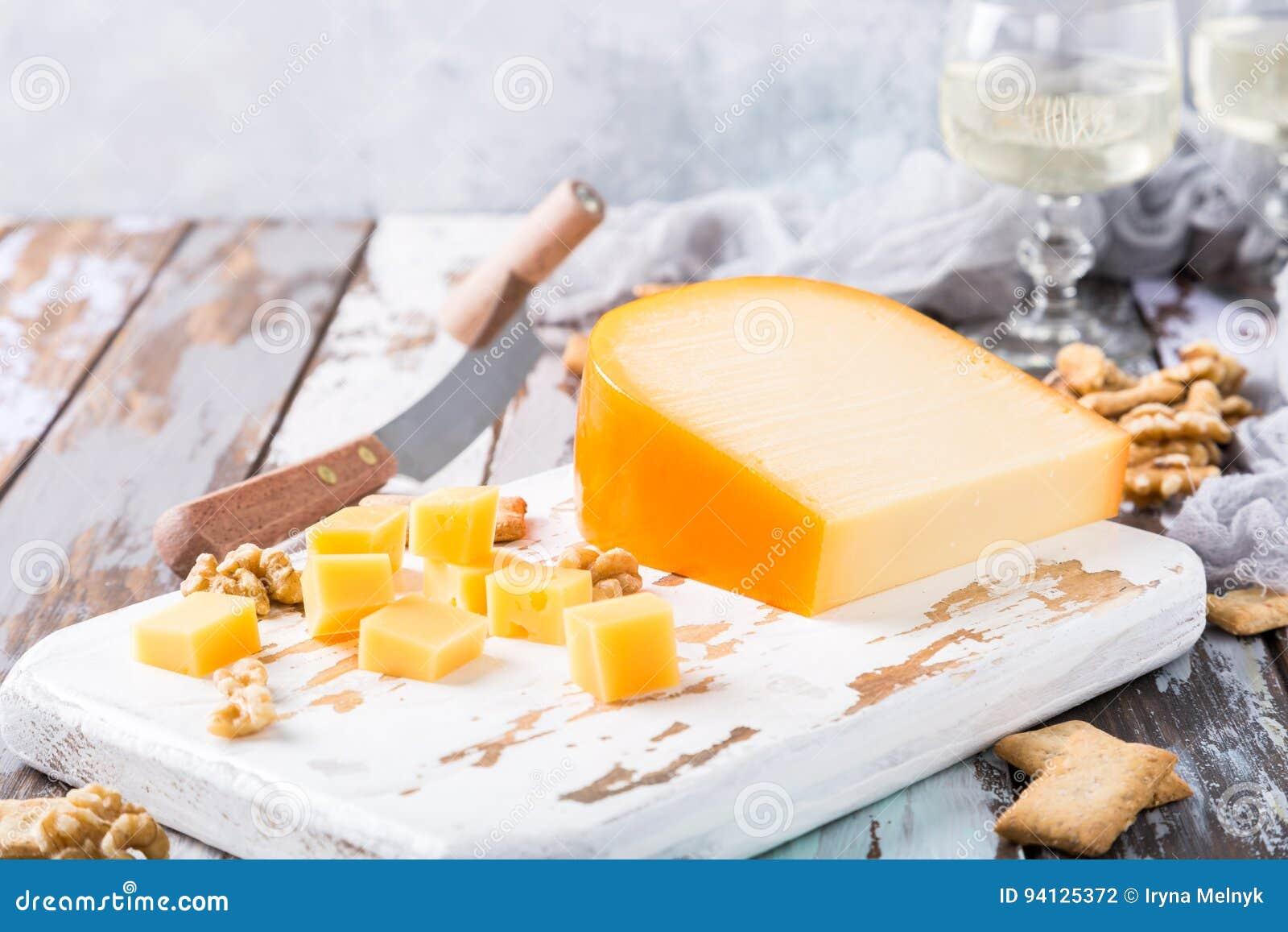 Wyśmienicie Gouda ser