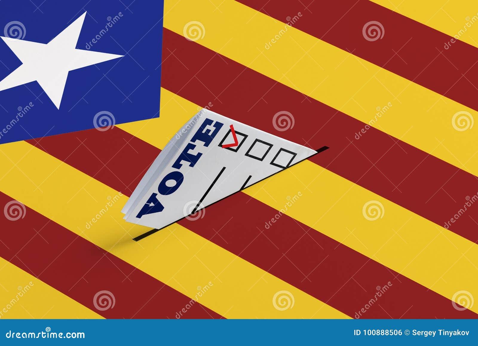 Wybory wolności demokraci niezależność referendum pojęcie Elektoralny biuletyn Spada W łzawicę