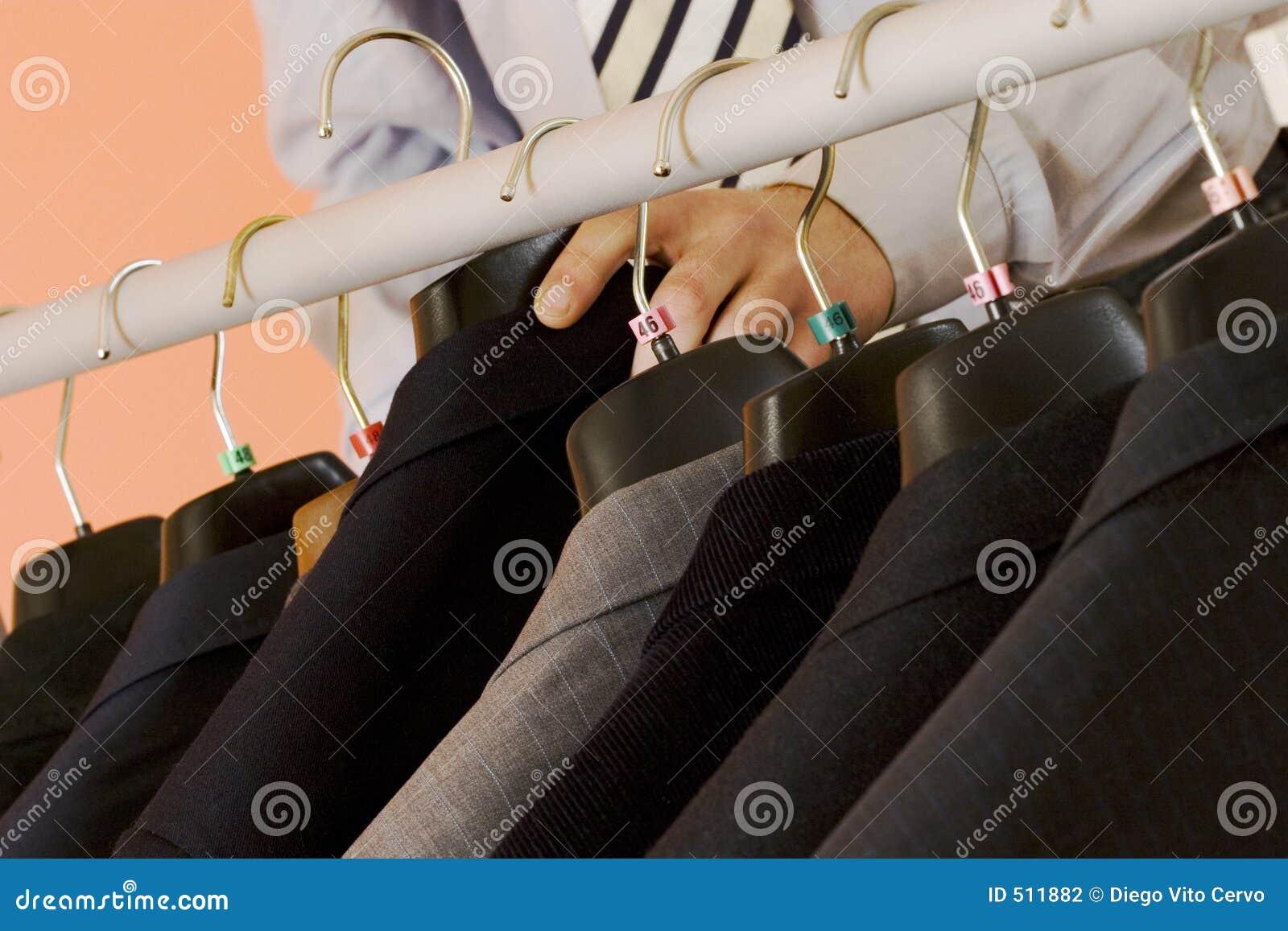 Wybrać garnitur