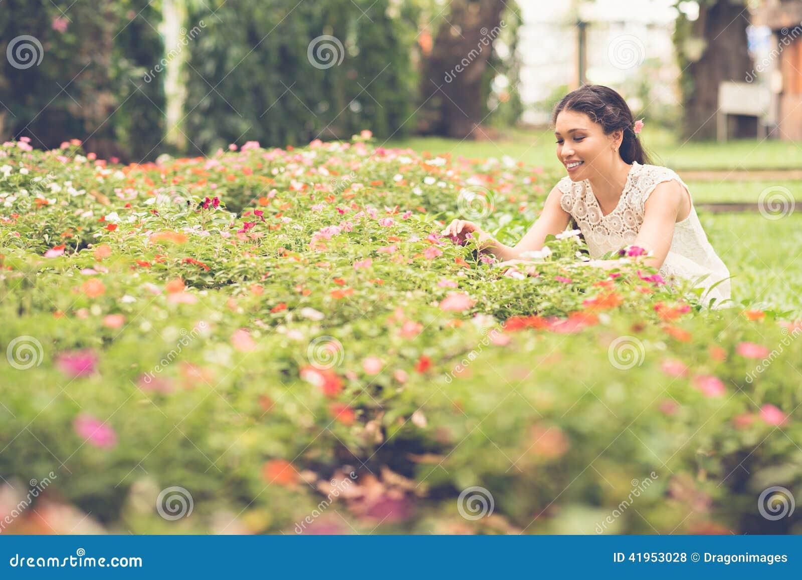 Wybrać kwiaty,