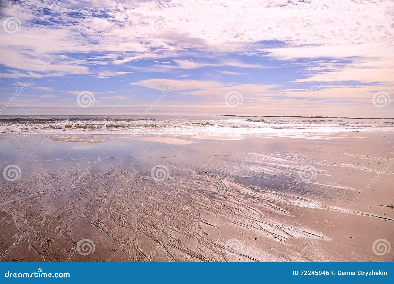 Wybrzeże Atlantycki ocean
