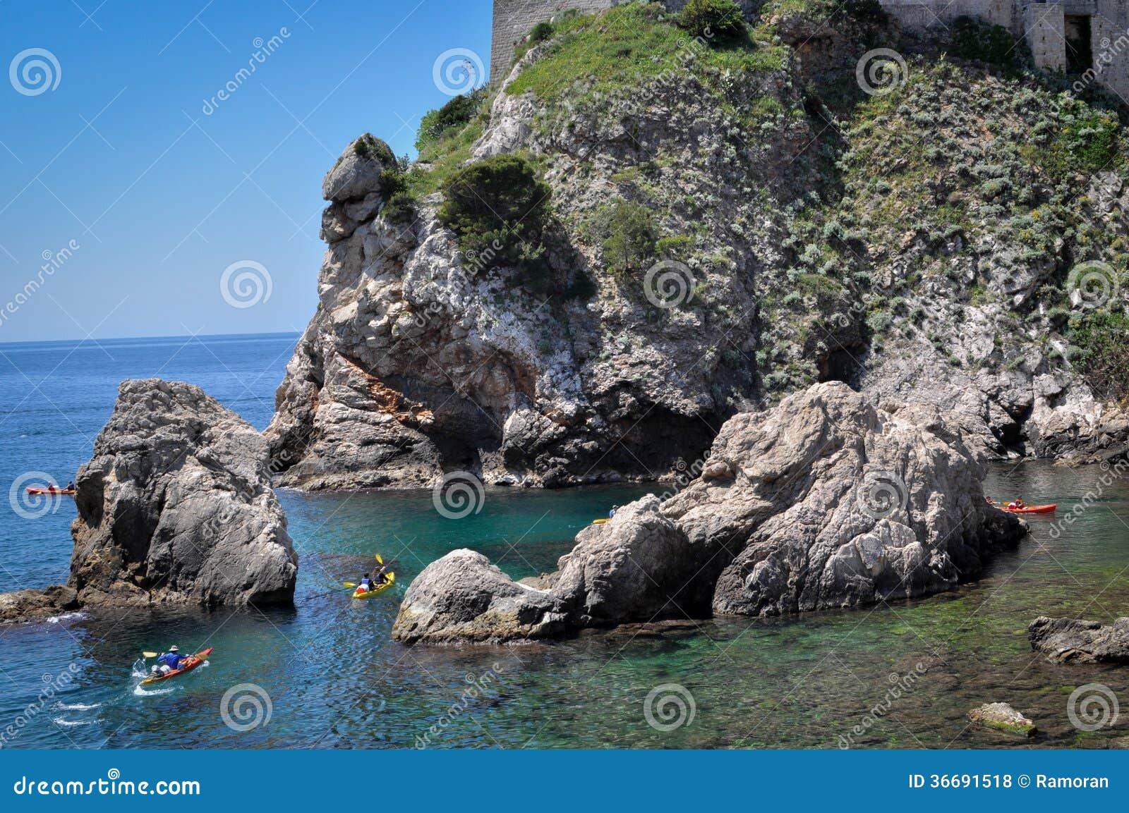 Wybrzeże Dubrovnik