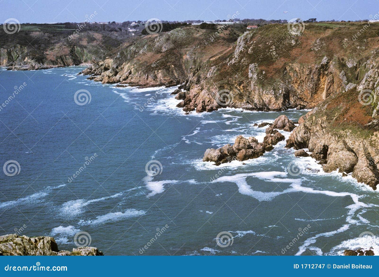 Wybrzeże Guernsey