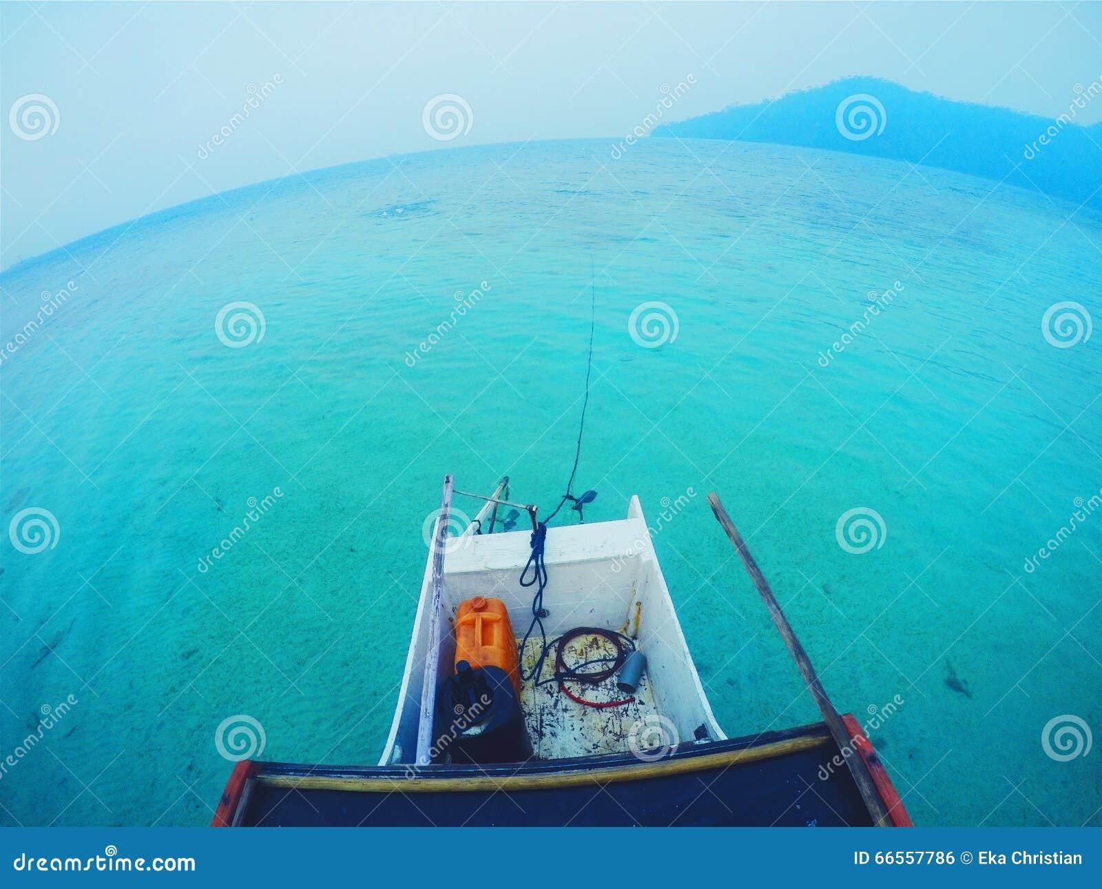 Wycieczka wyspa