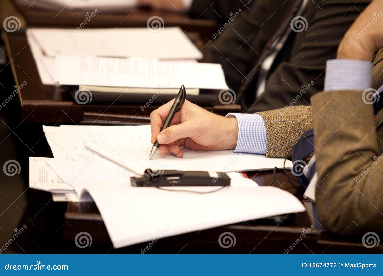 Wykonawczy writing