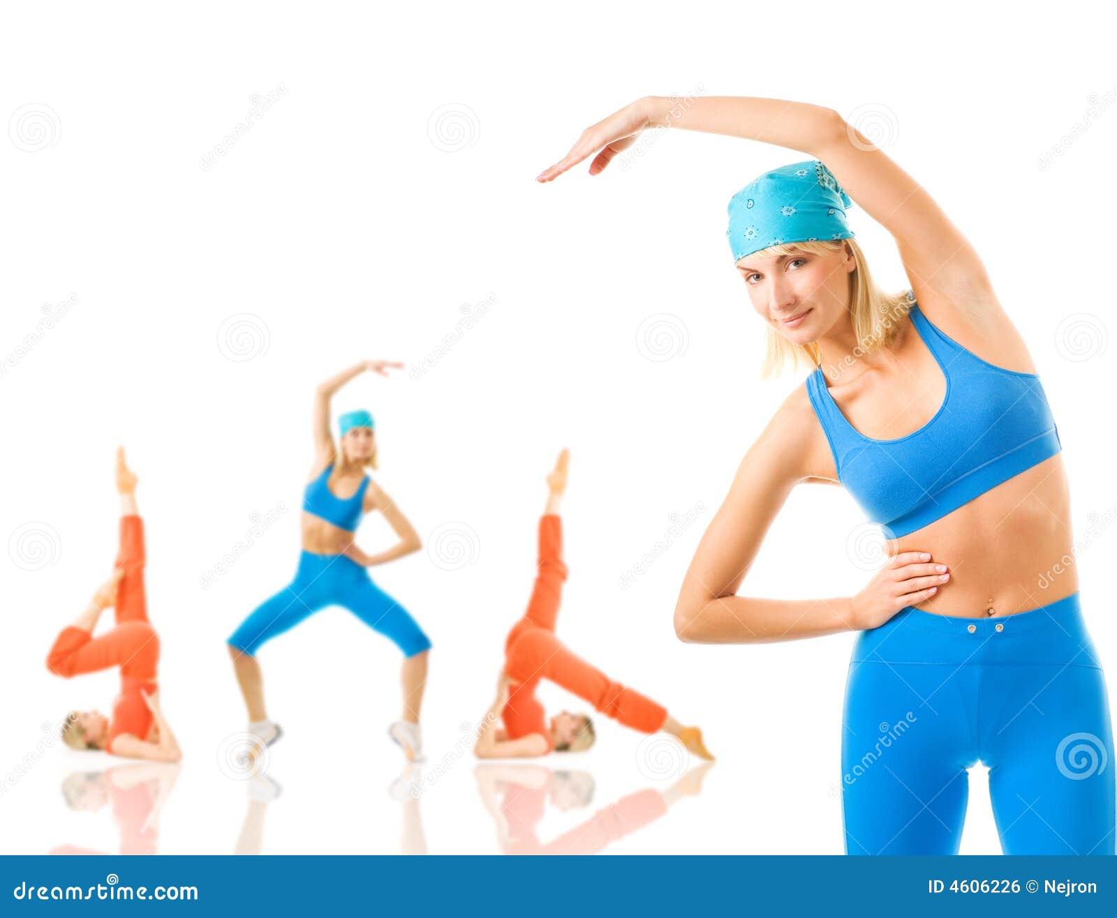 Wykonywanie fitness