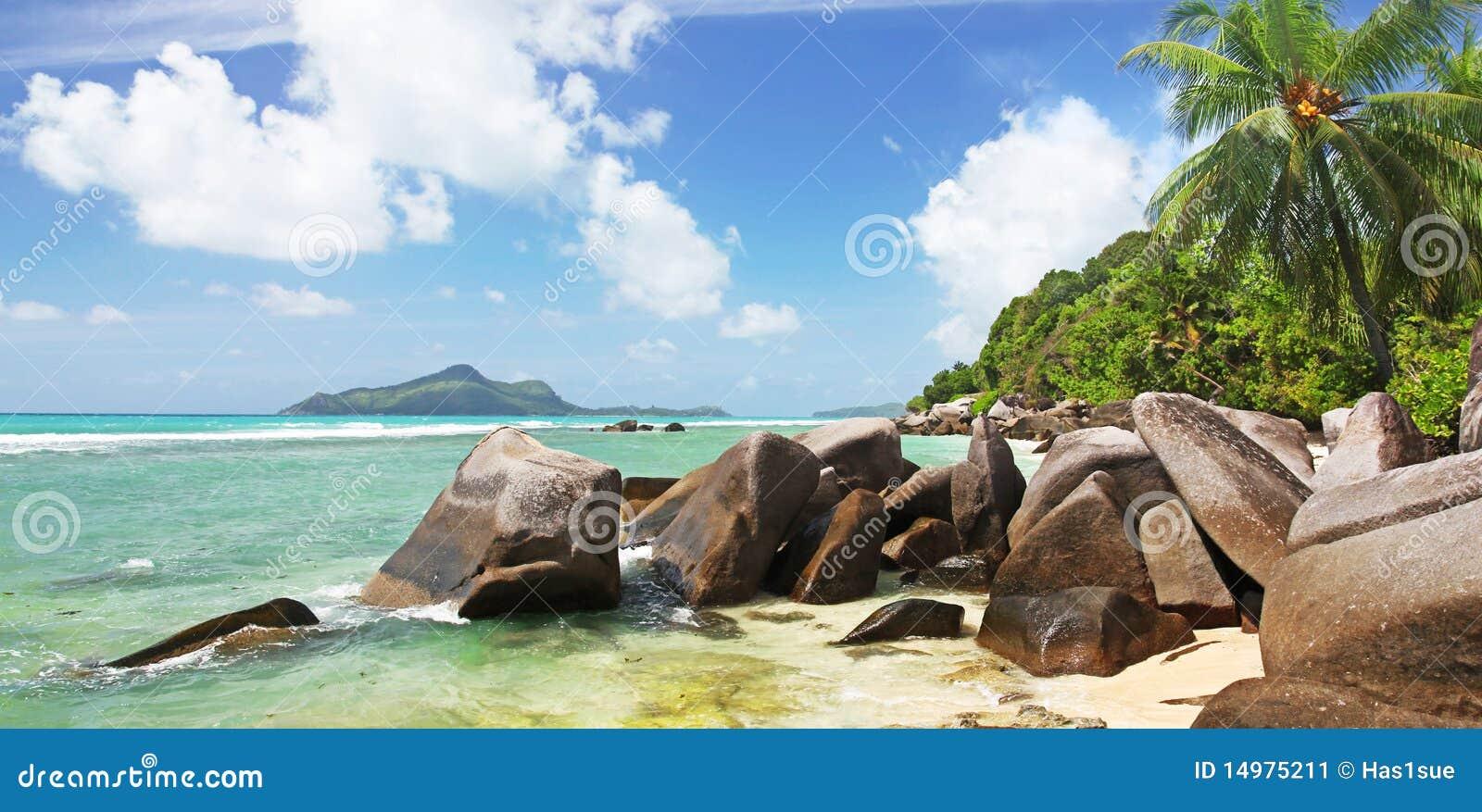 Wylotowy raj Seychelles
