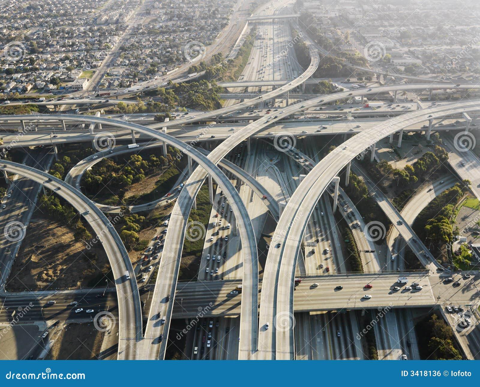 Wymiana autostrady