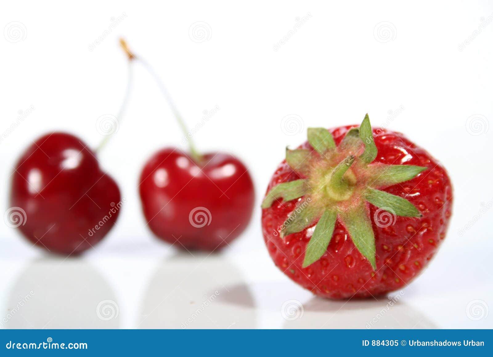 Wymieszać owocowych