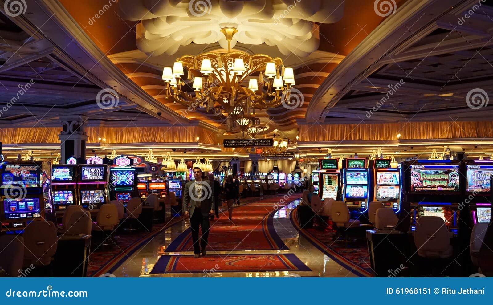 wynn las vegas casino credit application