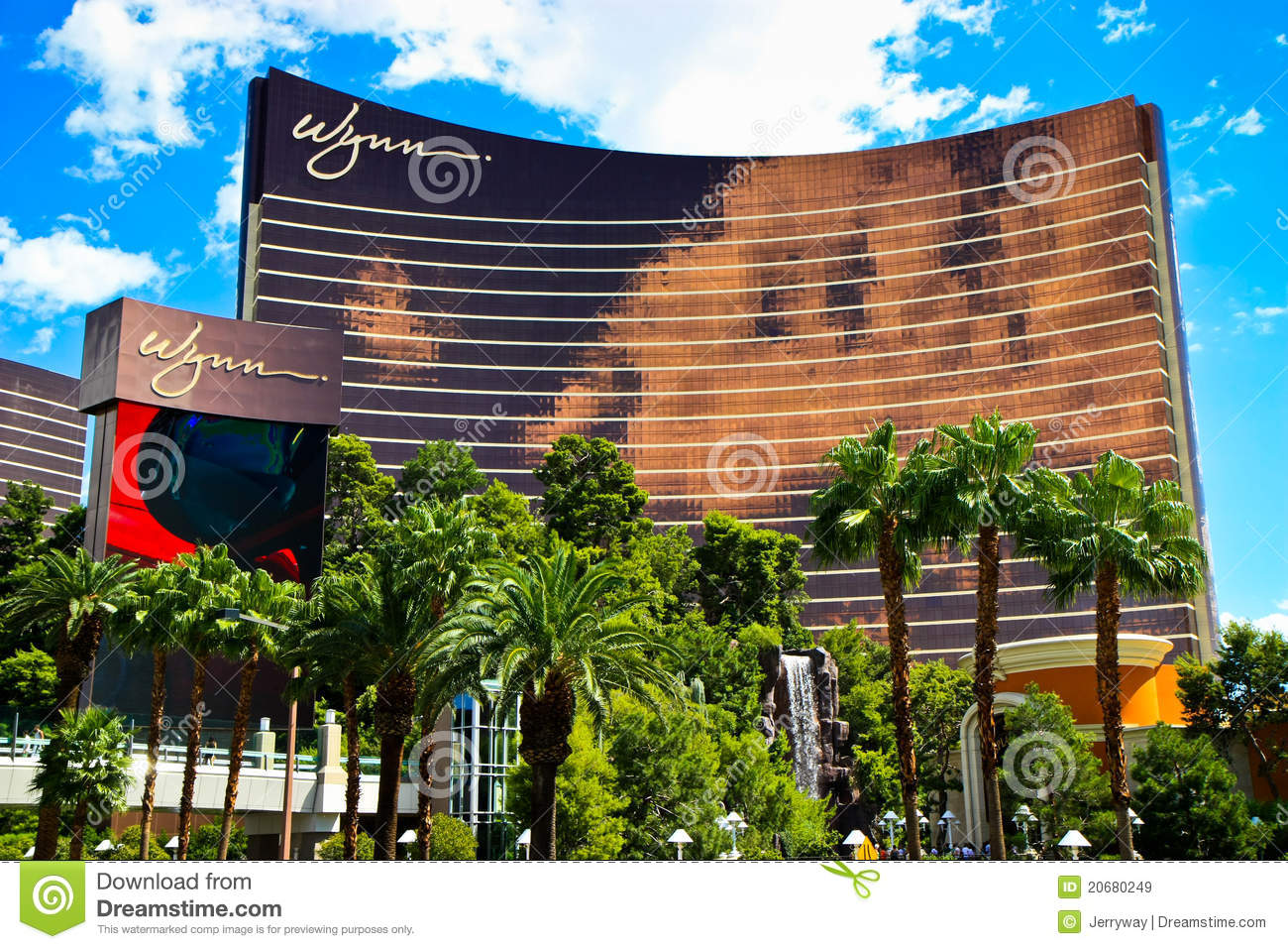 mr wynn las vegas