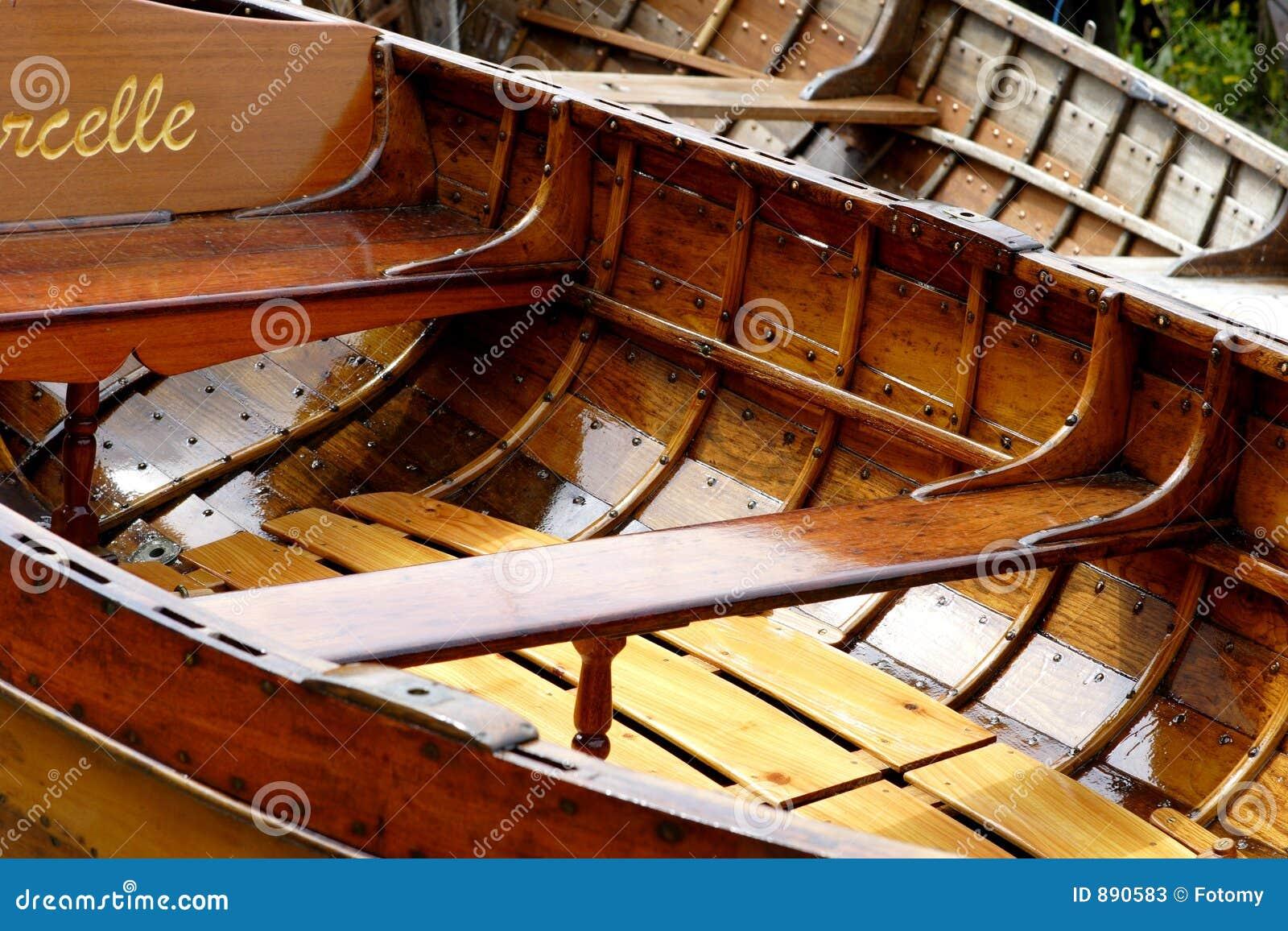 Wypływa Tamizy barka