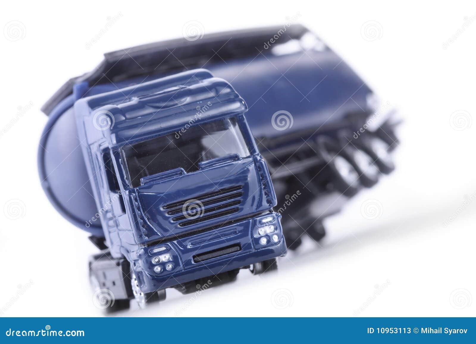 Wypadek ciężarówka