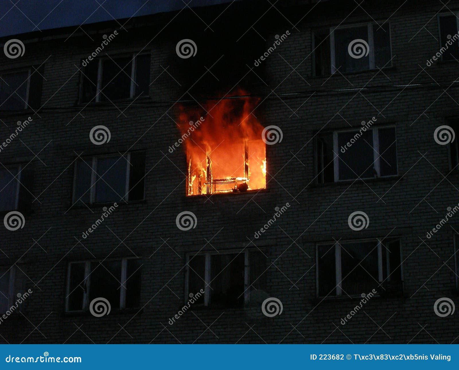 Wypadek pożaru