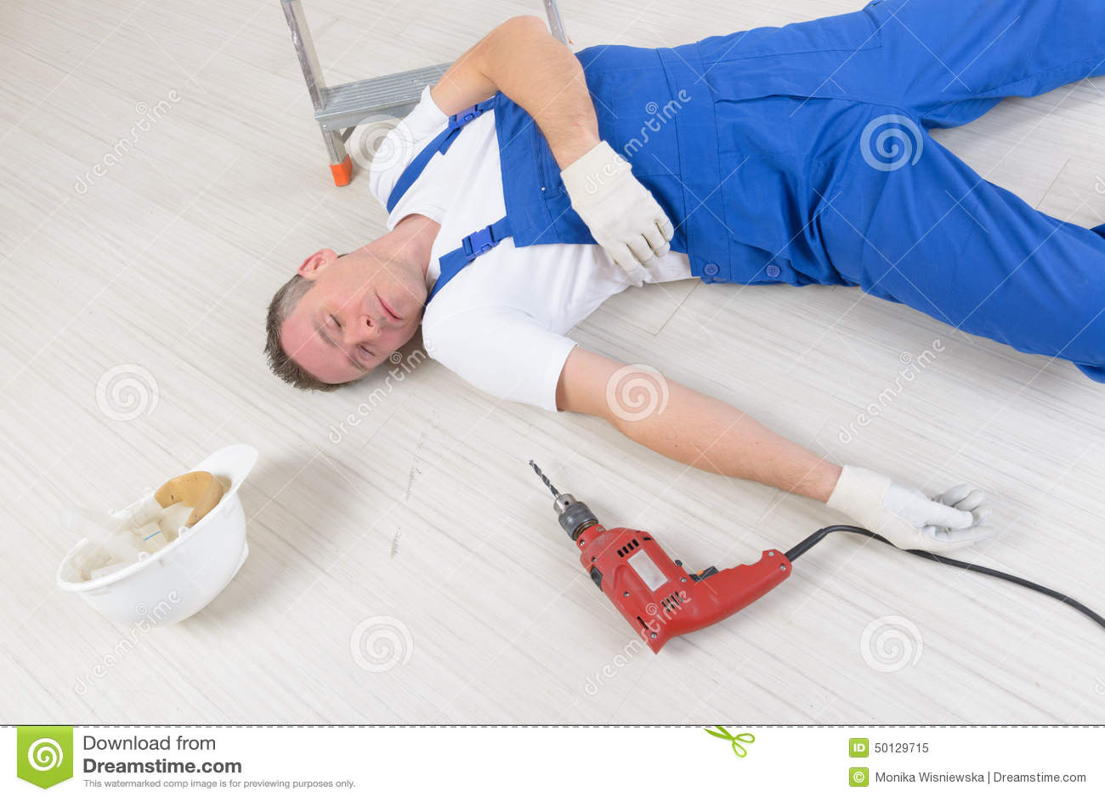 Wypadek przy pracą