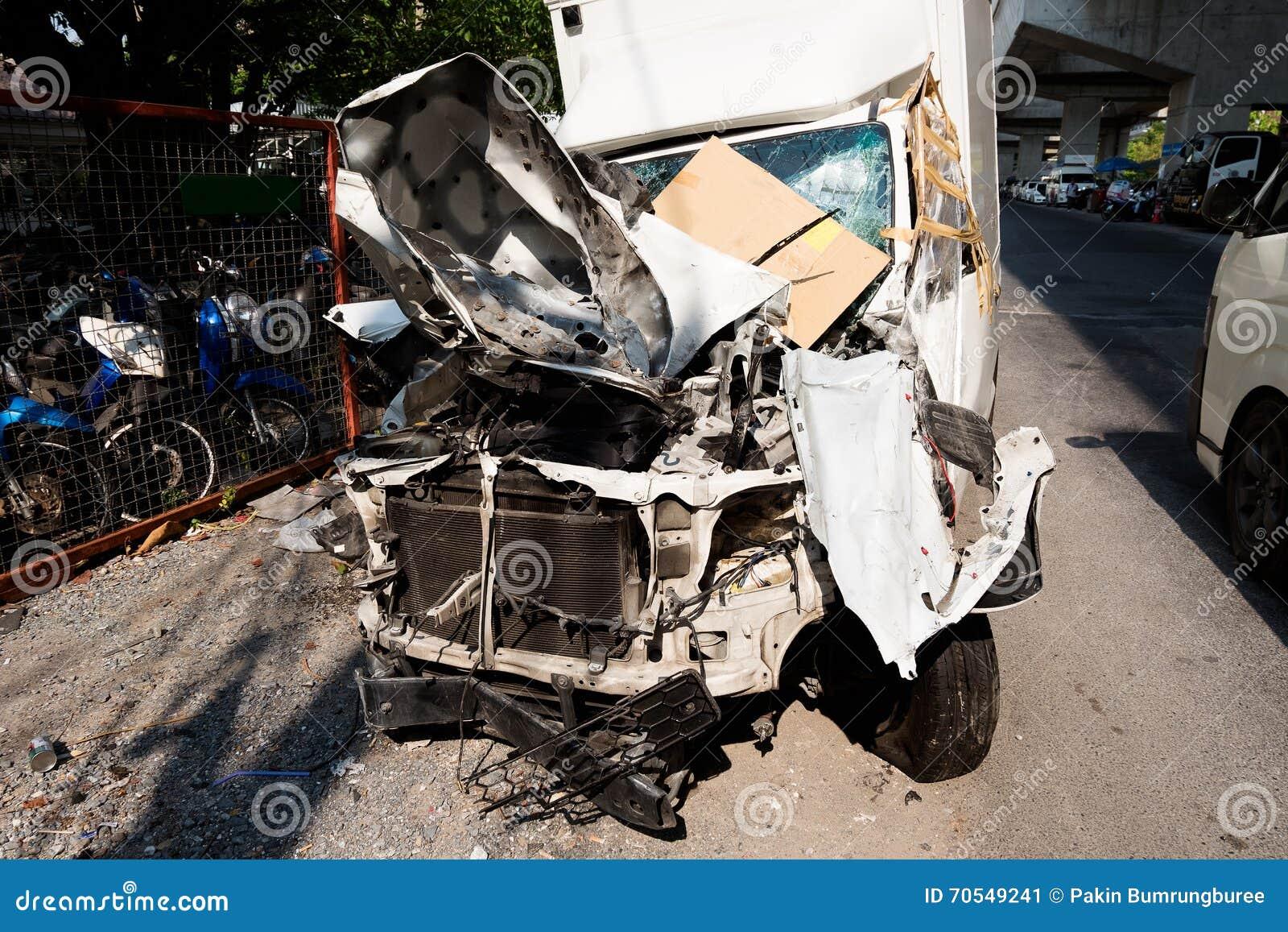 Wypadek samochodowy w Azja, Tajlandia