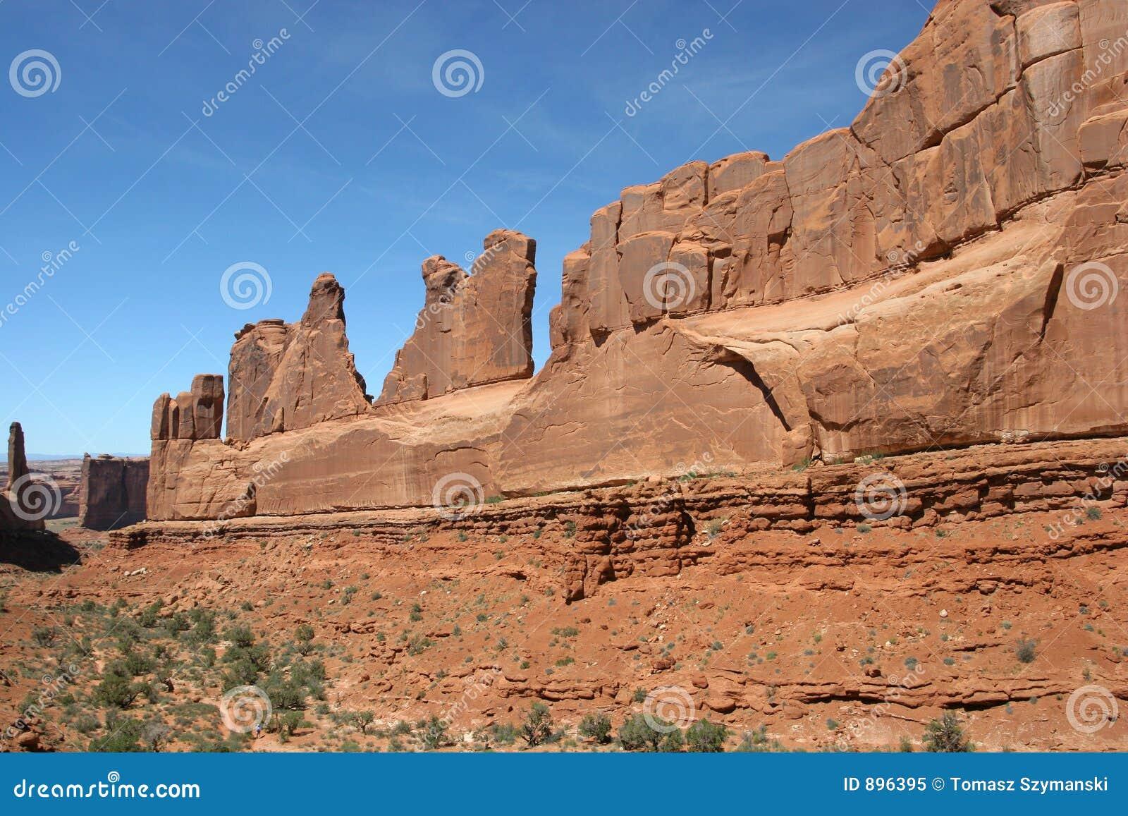 Wysklepia parku narodowego