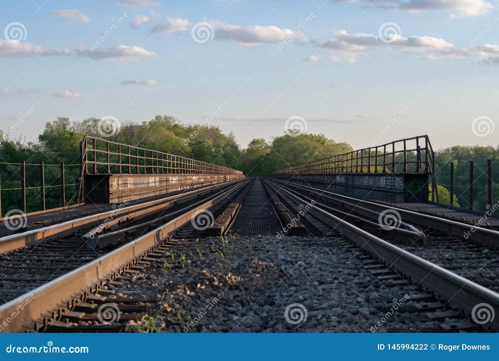 Wysoka Bridżowego pociągu kobyłka