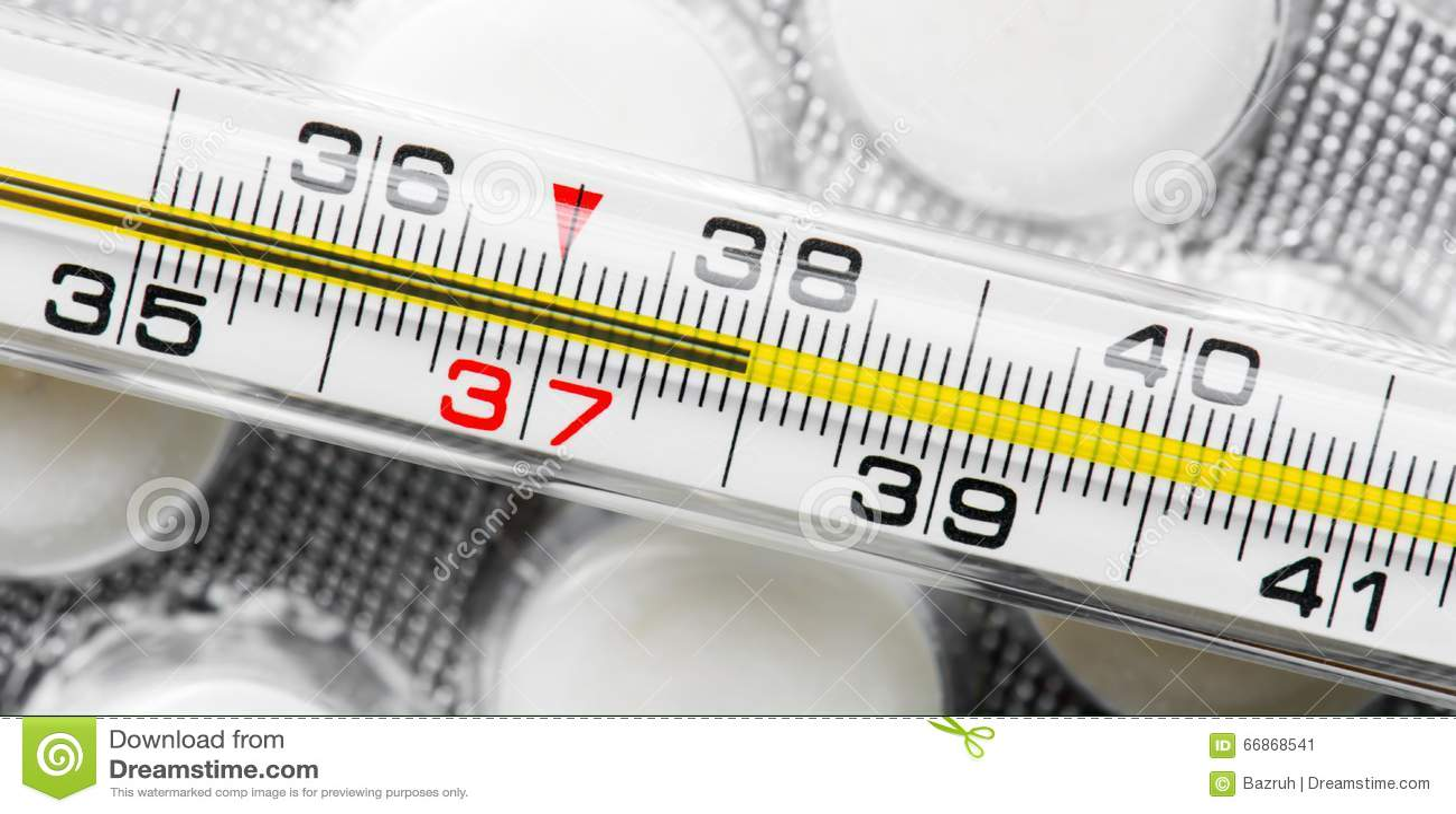 Wysoka ciało temperatura illnesses