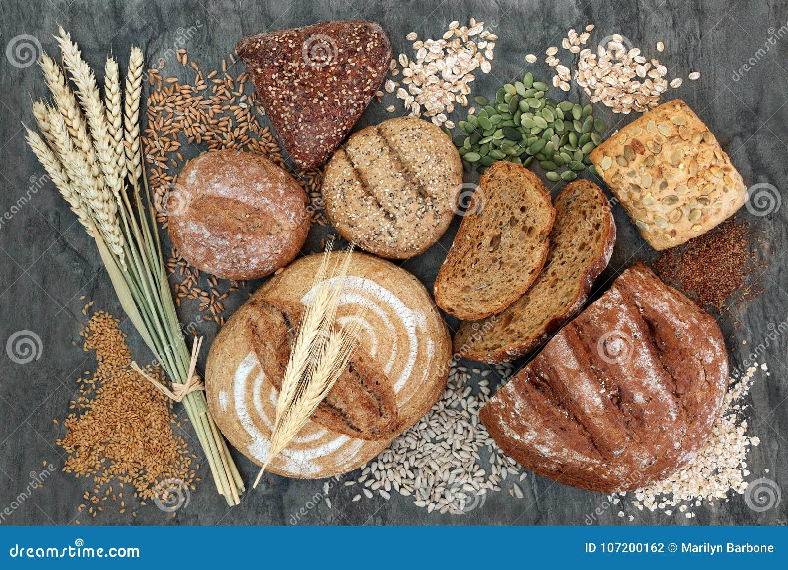 Wysoki Żywienioniowy włókna jedzenie