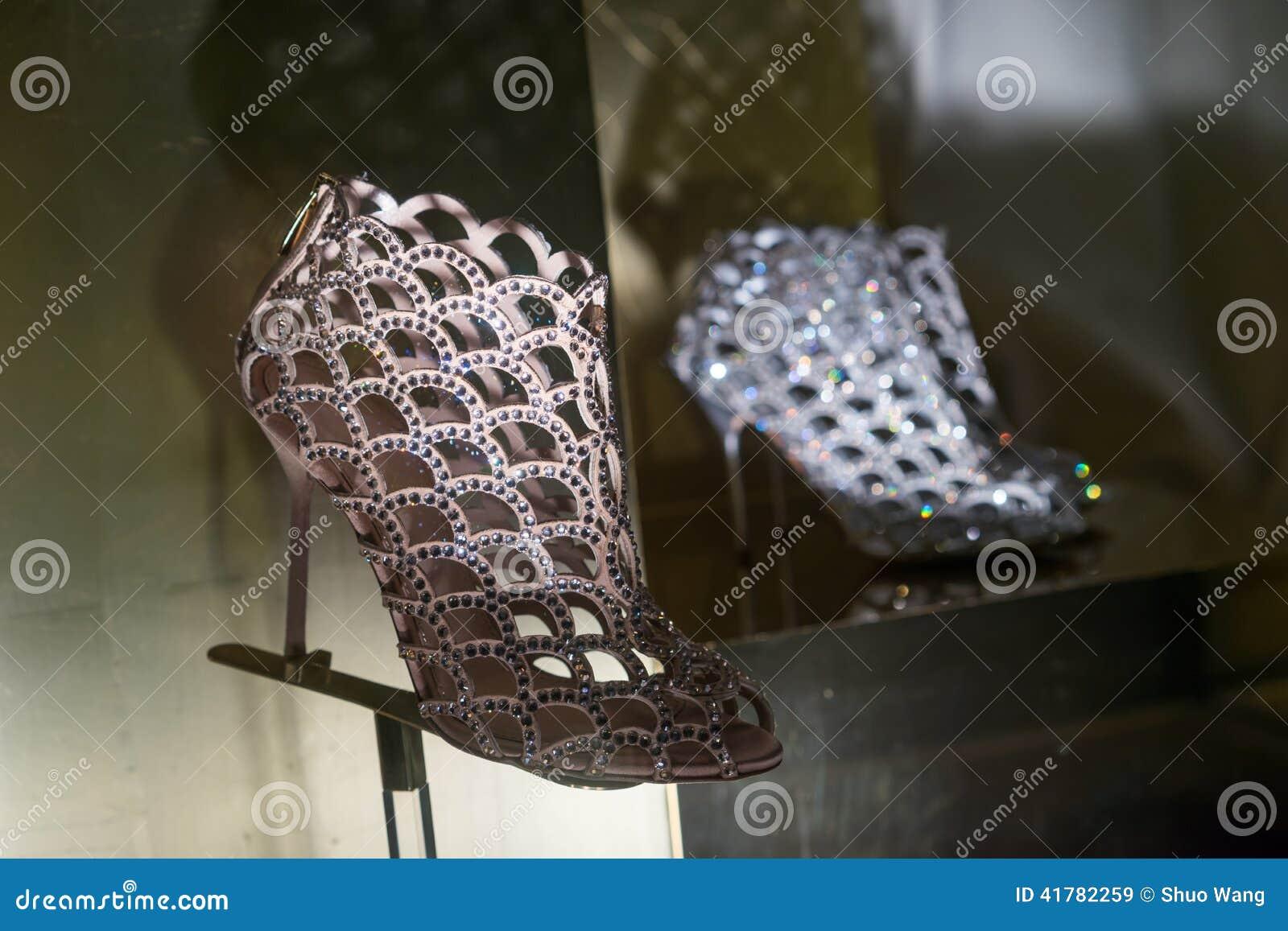 Wysokość heeled buty