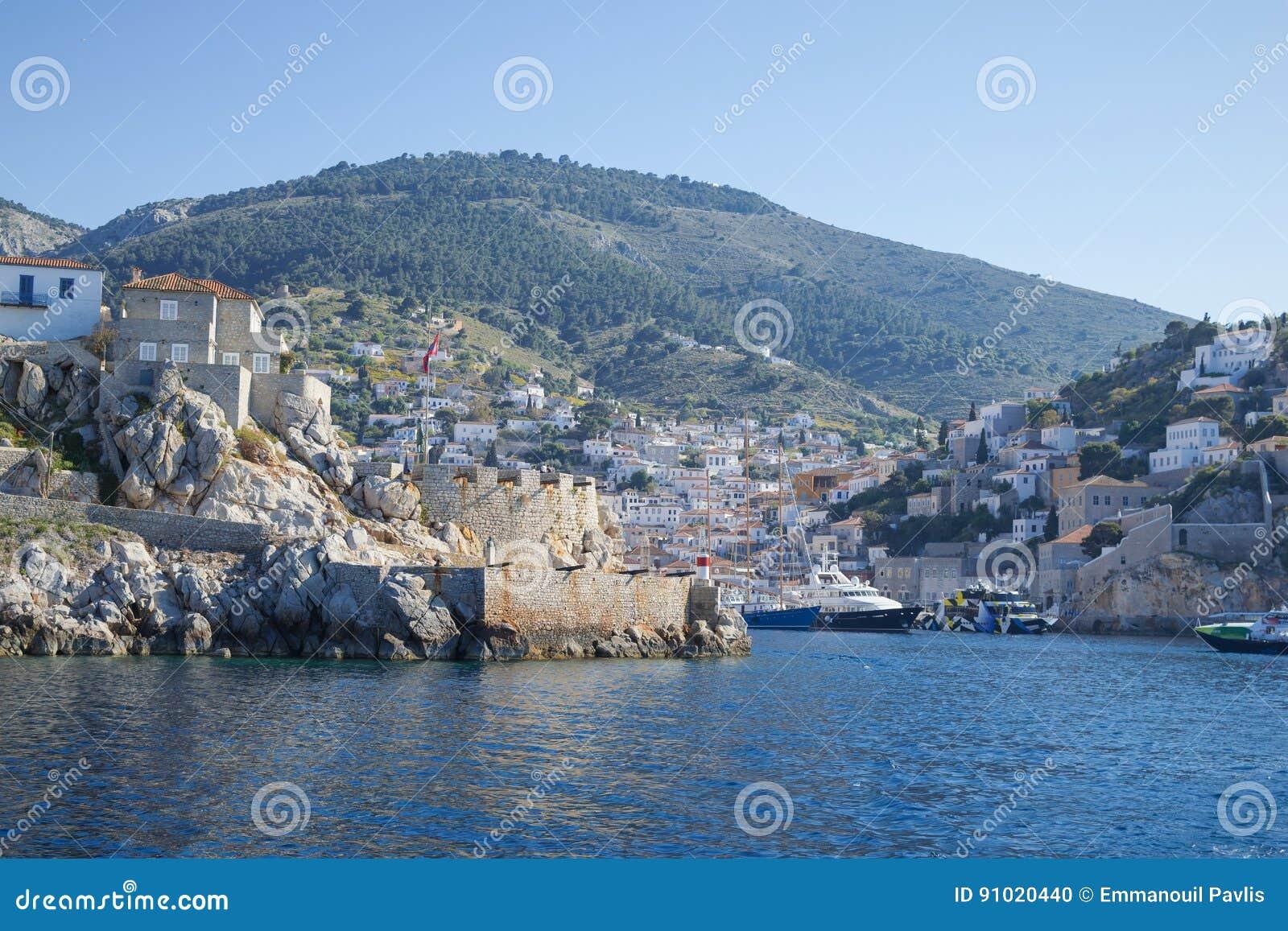 Wyspa hydry greece