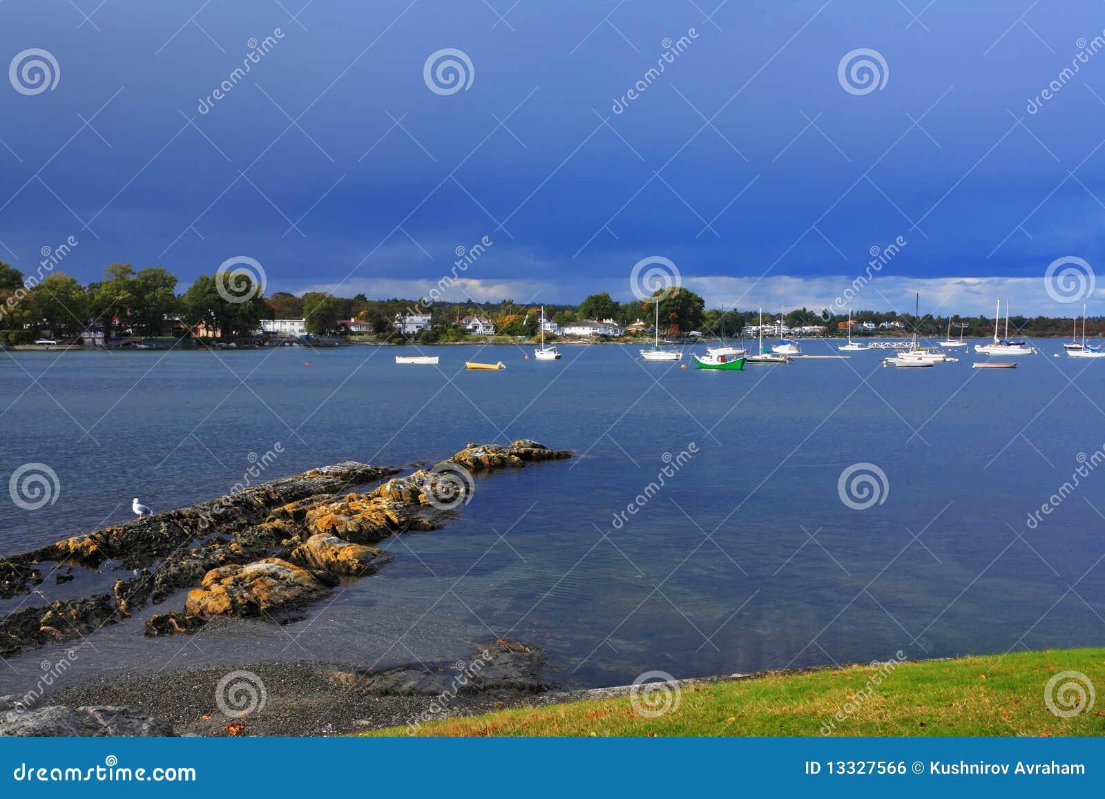 Wyspy motorowi target216_1_ Vancouver jachty
