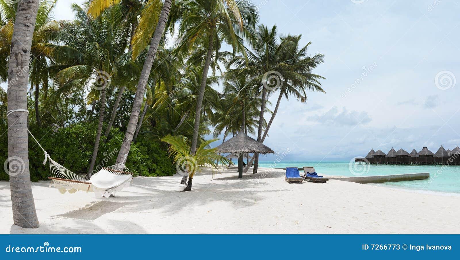 Wyspy panoramy kurort tropikalny
