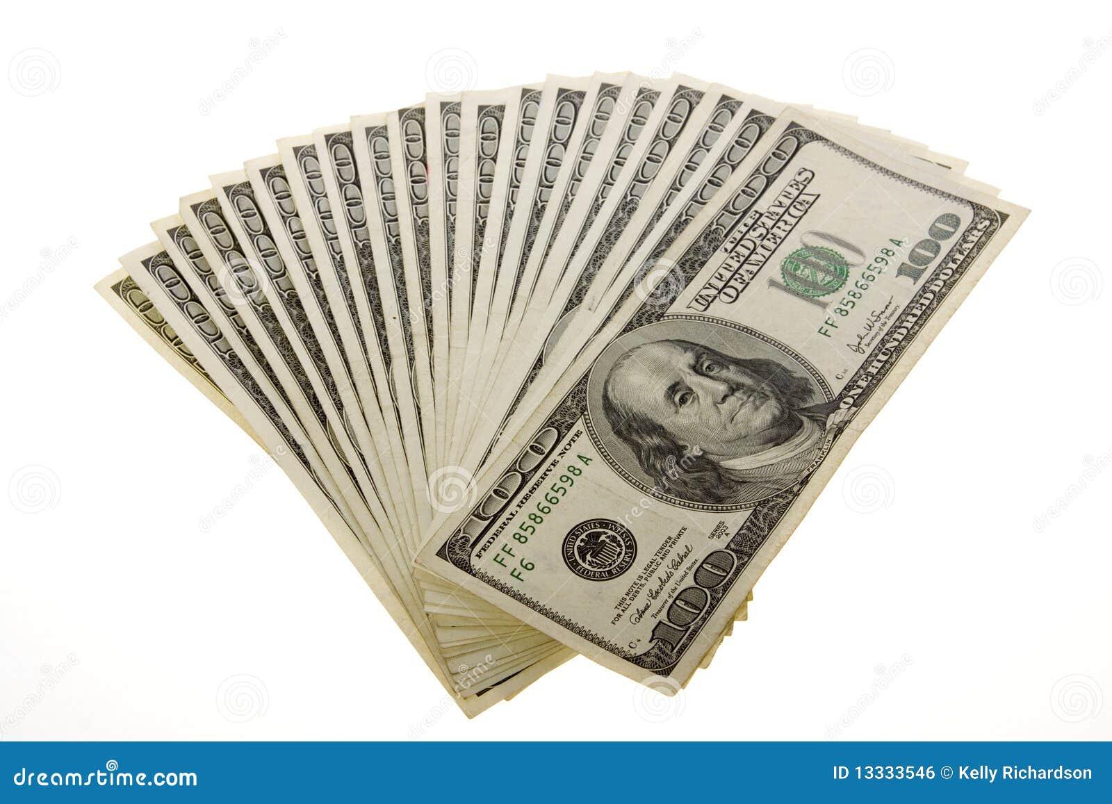 Wystawia rachunek dolara sto tysięcy dwa