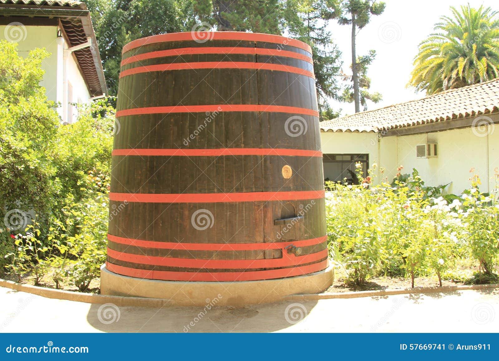 Wytwórnia win Santa Cruz Chile