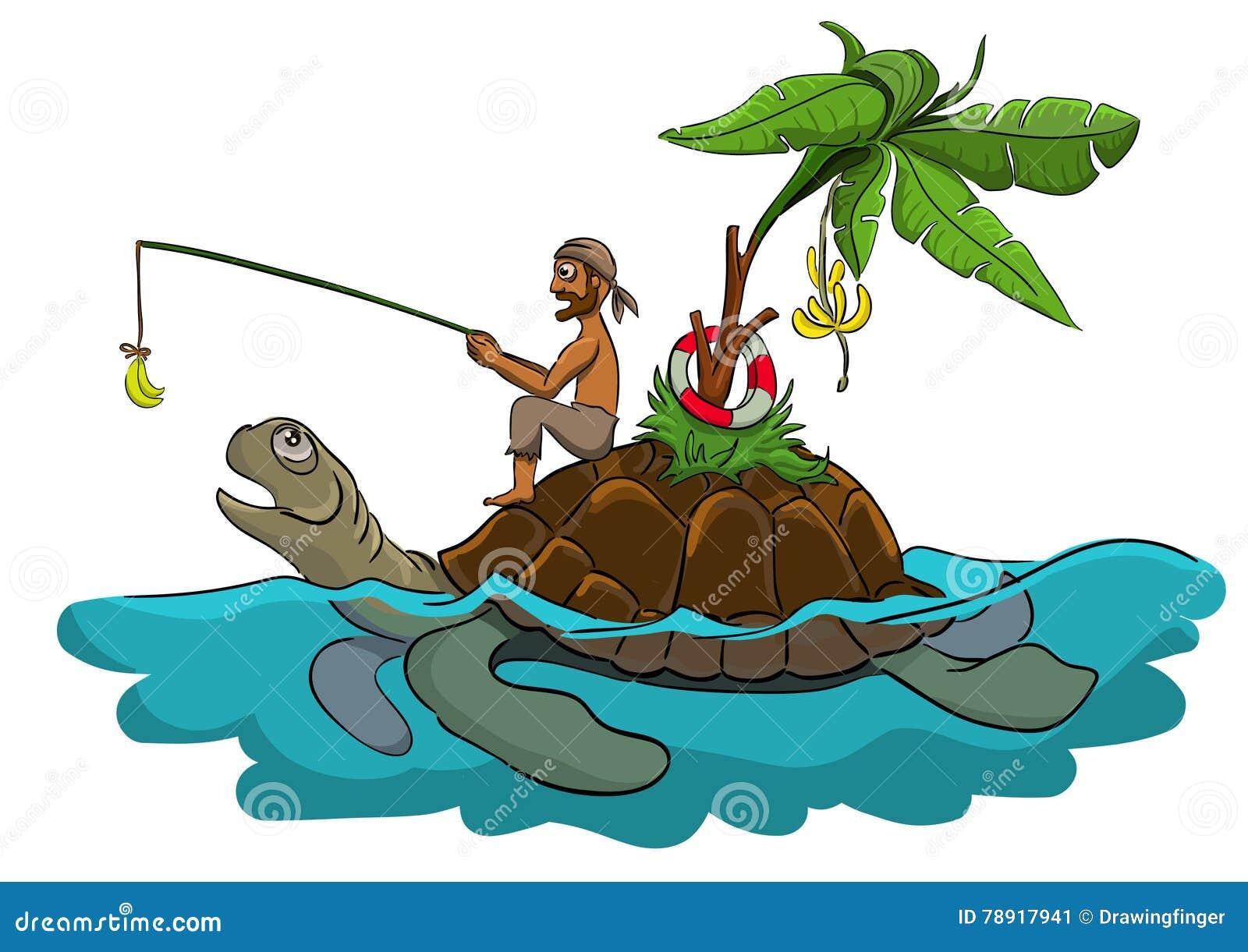 Wyzdrowienie od żółwia