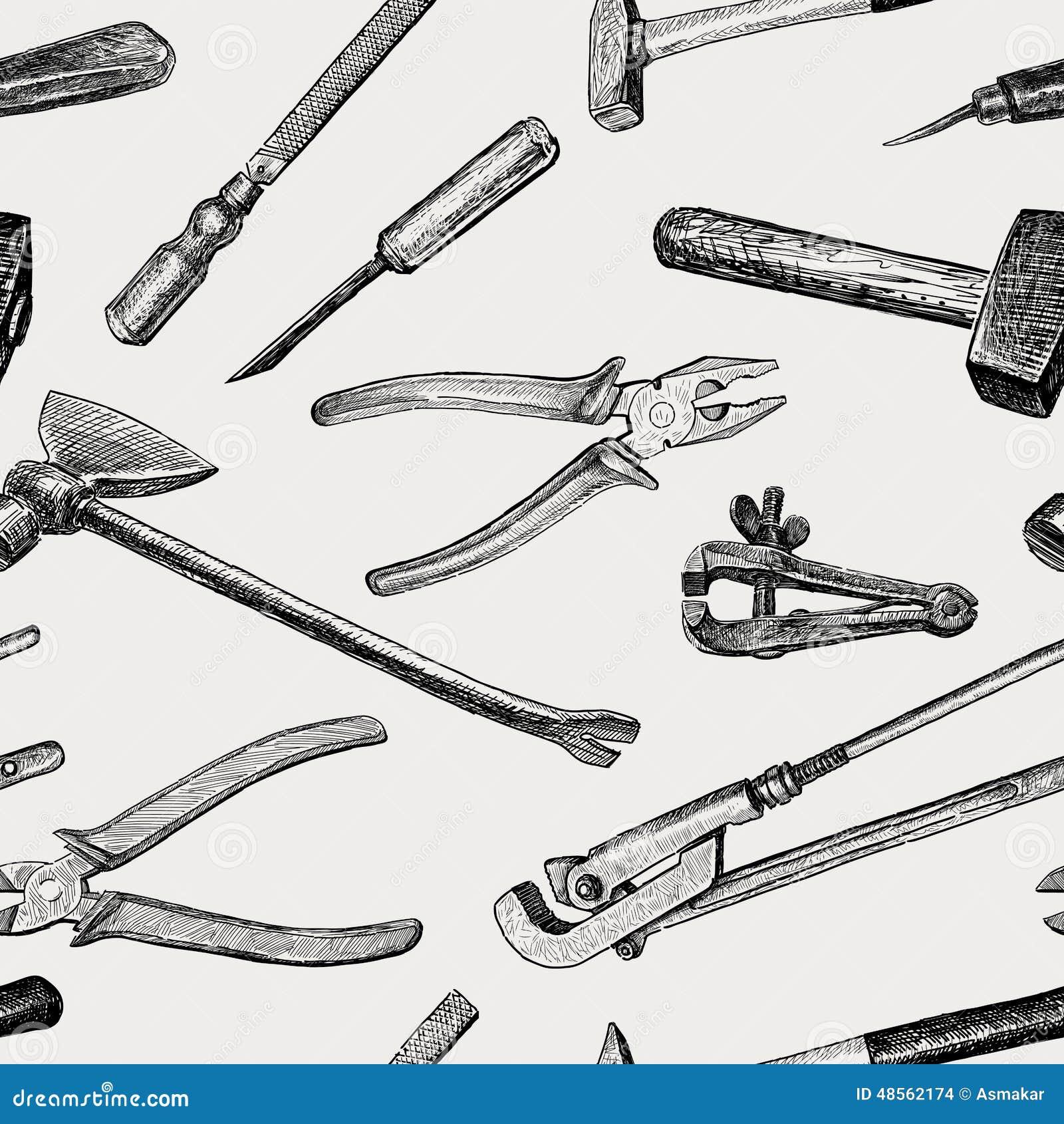 Wzór prac narzędzia
