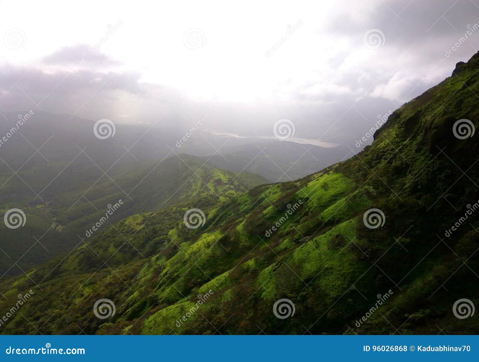 Wzgórza i nieba