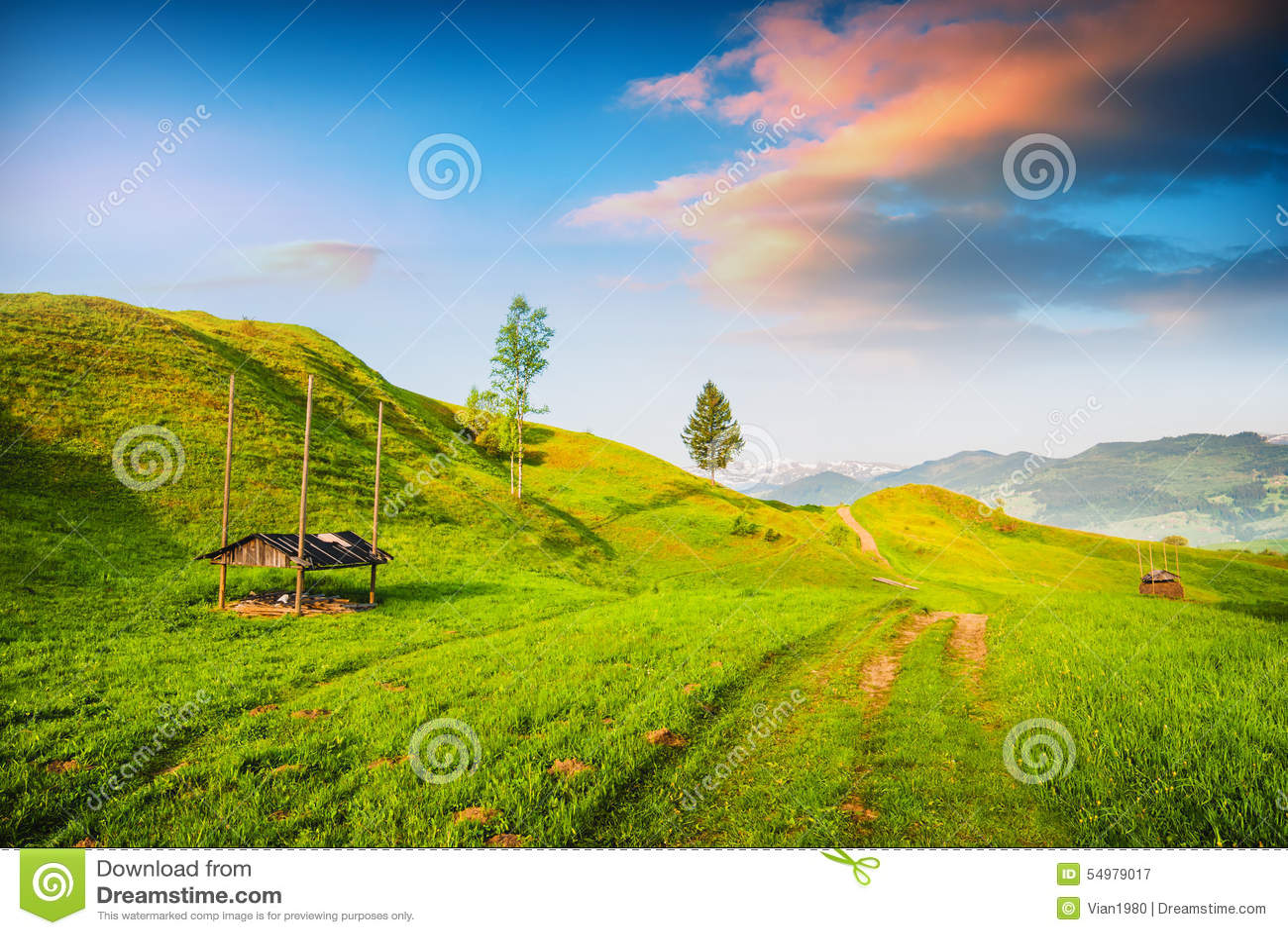 Wzgórza Laseshina