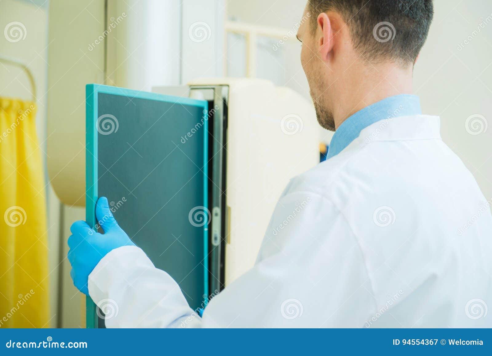 X光芒扫描器技术员