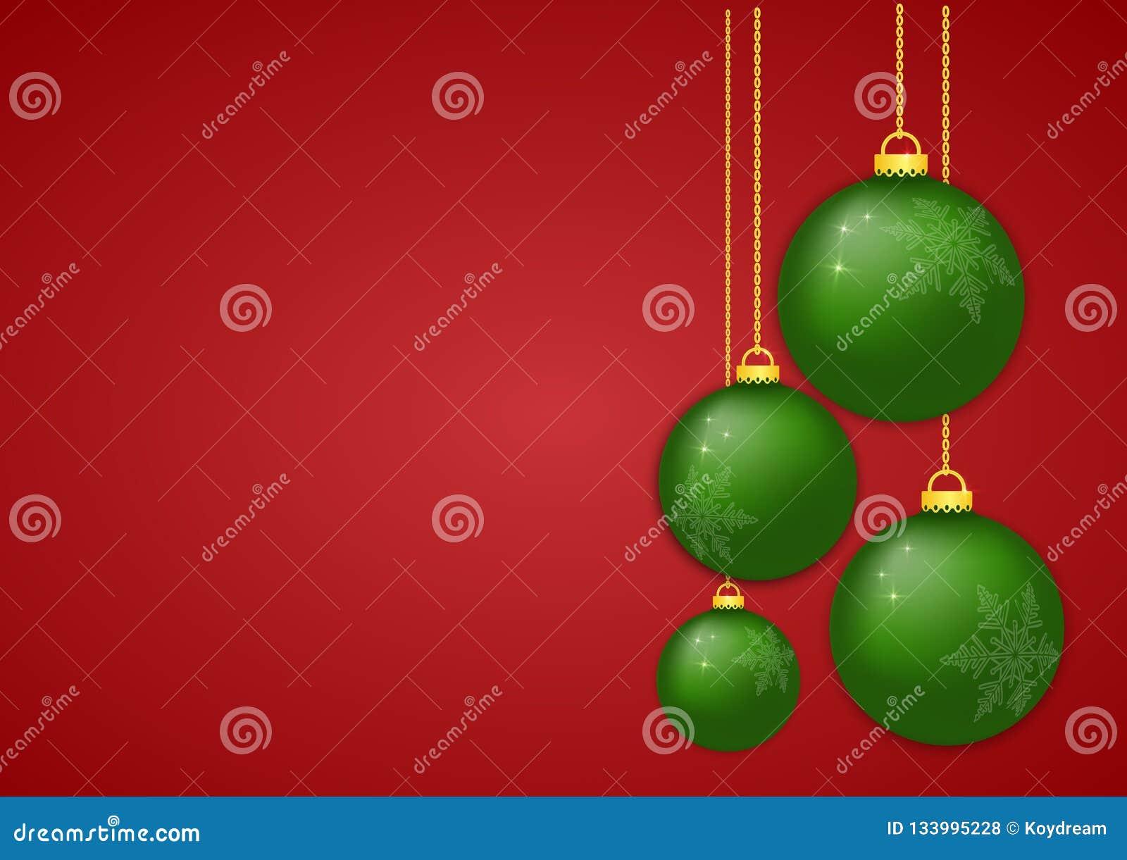 X-mas da bola do Natal e ano novo feliz