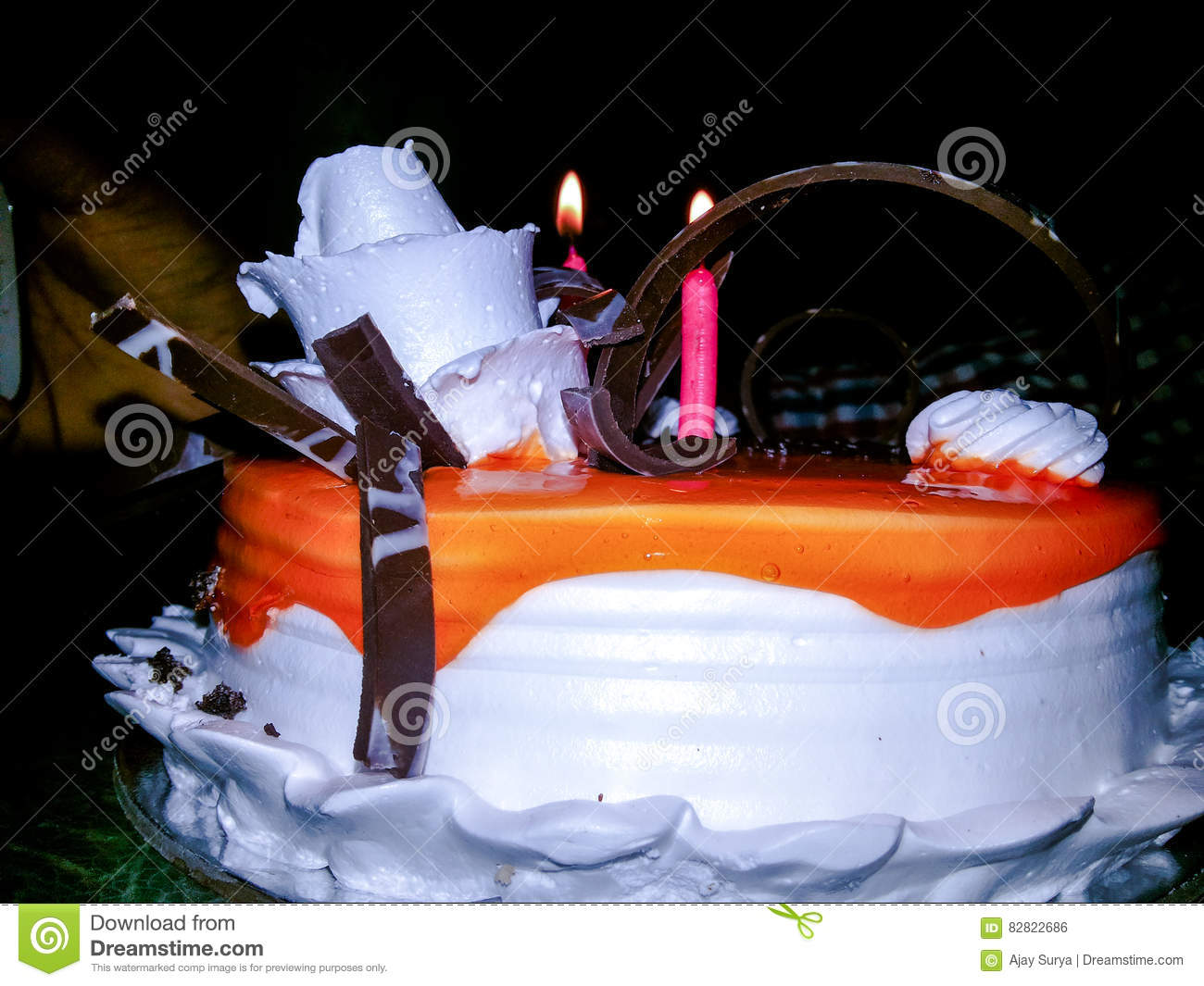 It X27 S Birthday Time Stock Photo Image Of Mobile 82822686