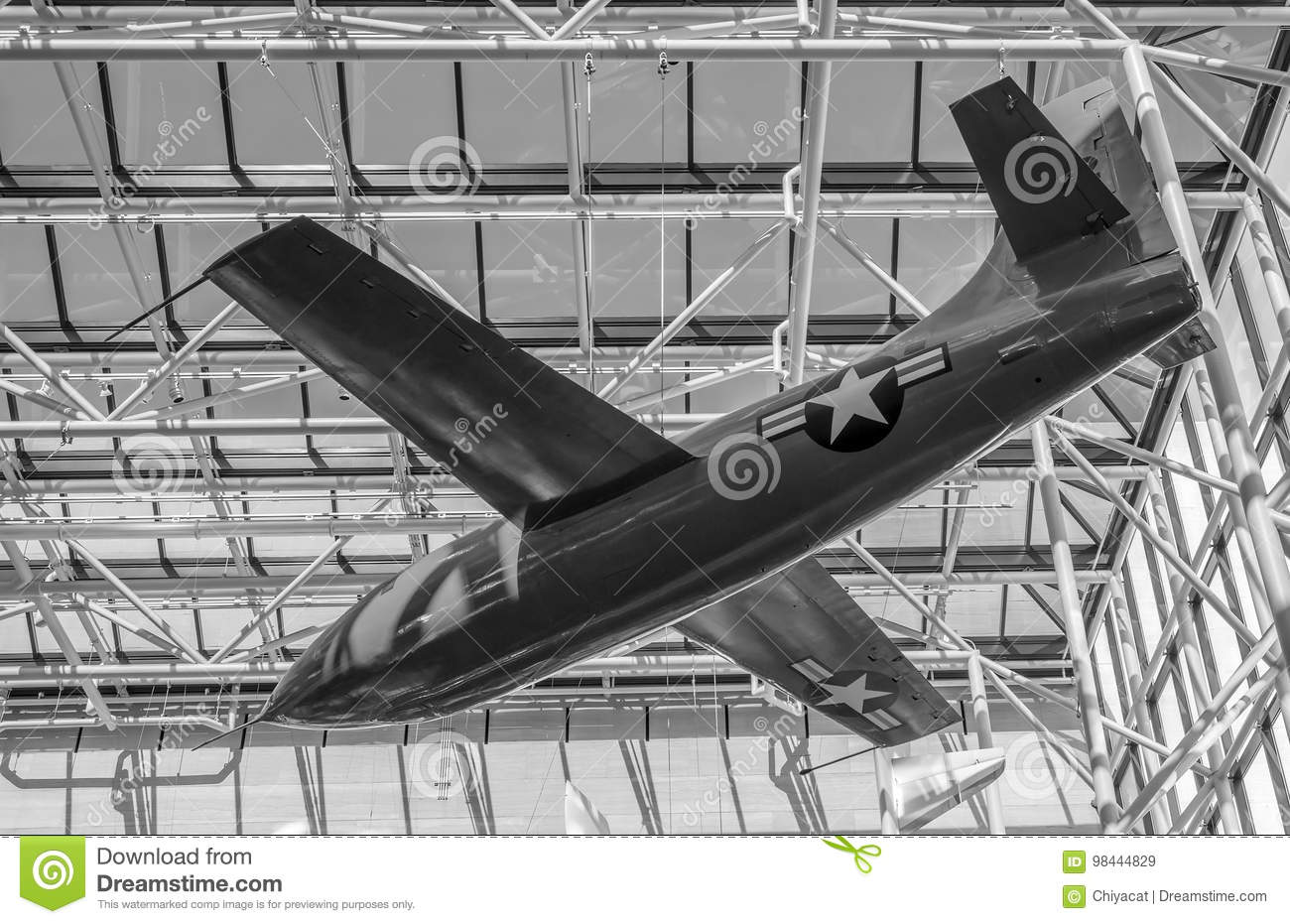 X-1 Supersonic Aircraft, World`s First Aircraft That Exceeded The